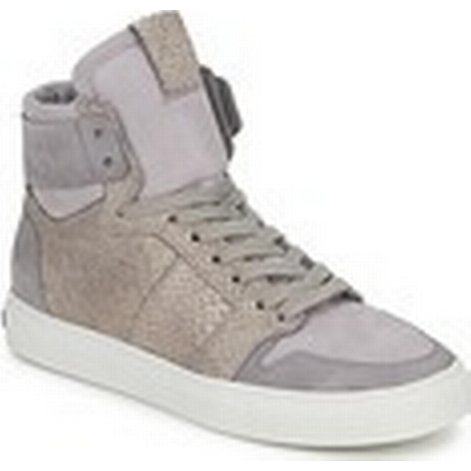Kennel + Schmenger  ATINA  women's Shoes Shoes women's (High-top Trainers) in Grey 4c7b4c