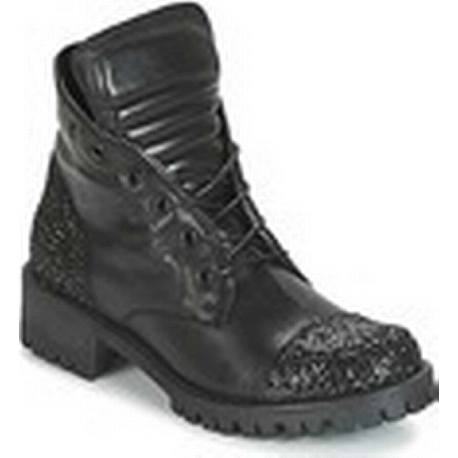 Sweet Lemon  PALICOT  women's Mid Boots in in Boots Black cf0b79