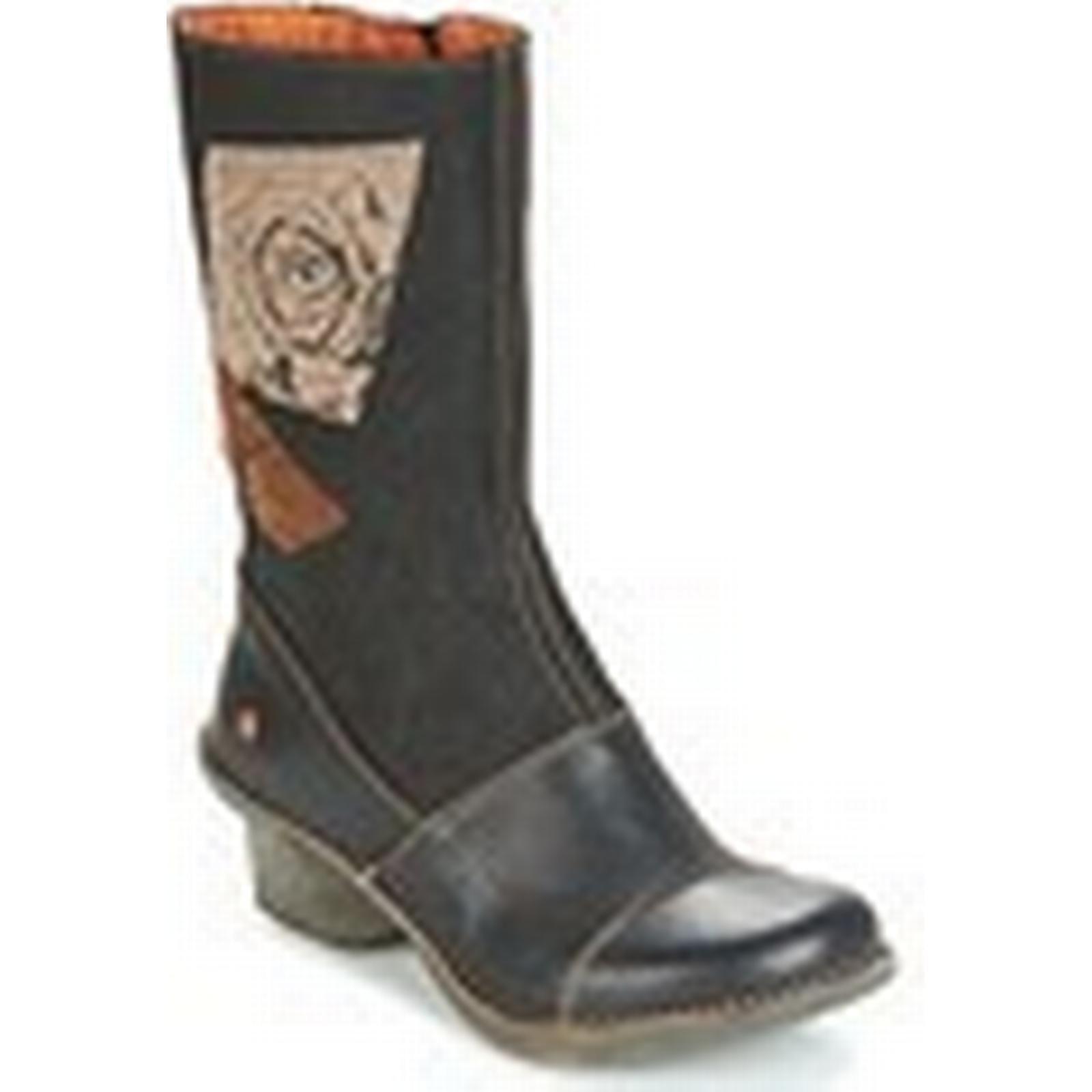 Art  OTEIZA   OTEIZA women's High Boots in Black fac0cb