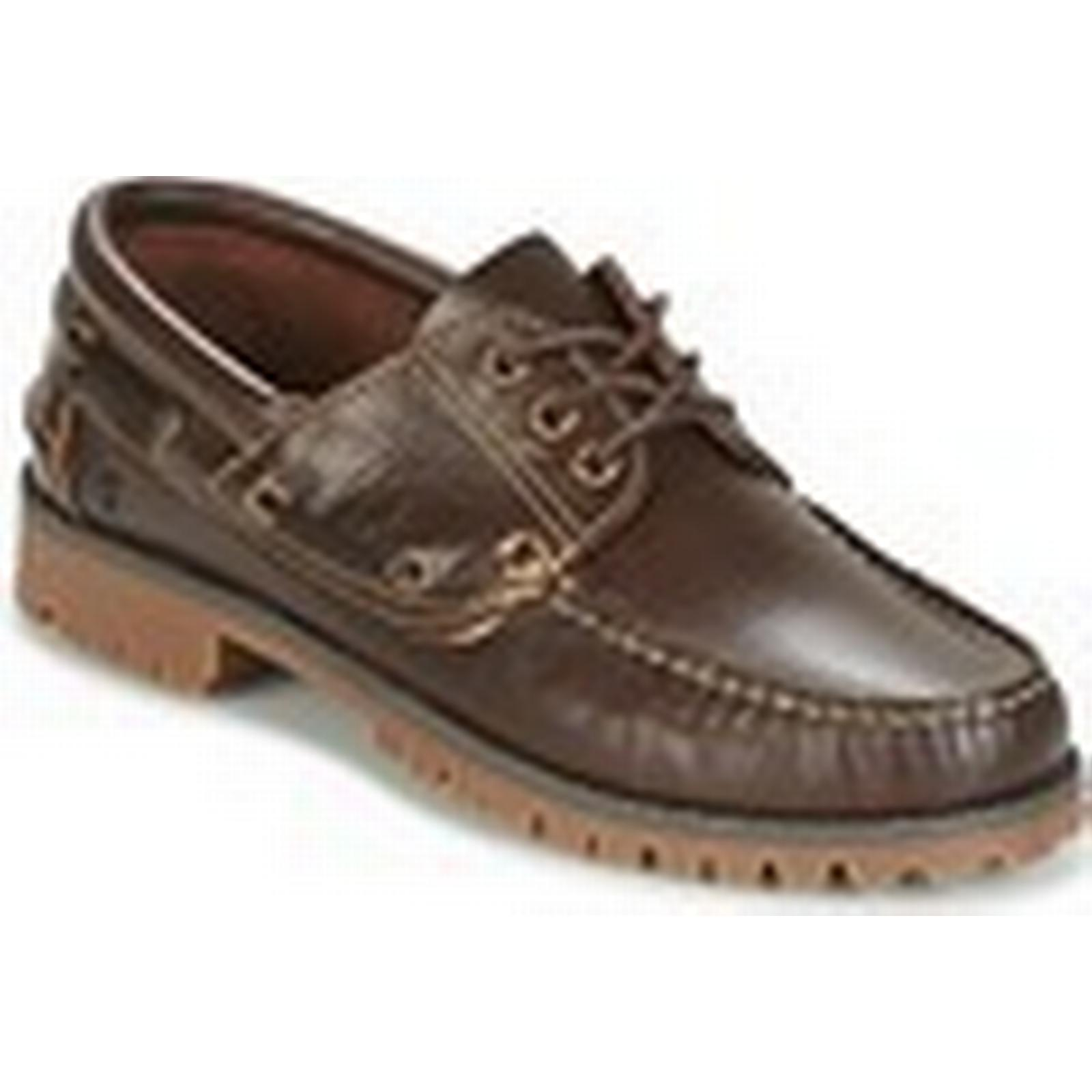 Casual Attitude  EVEROA  men's Boat Shoes in Brown Brown in a944bd