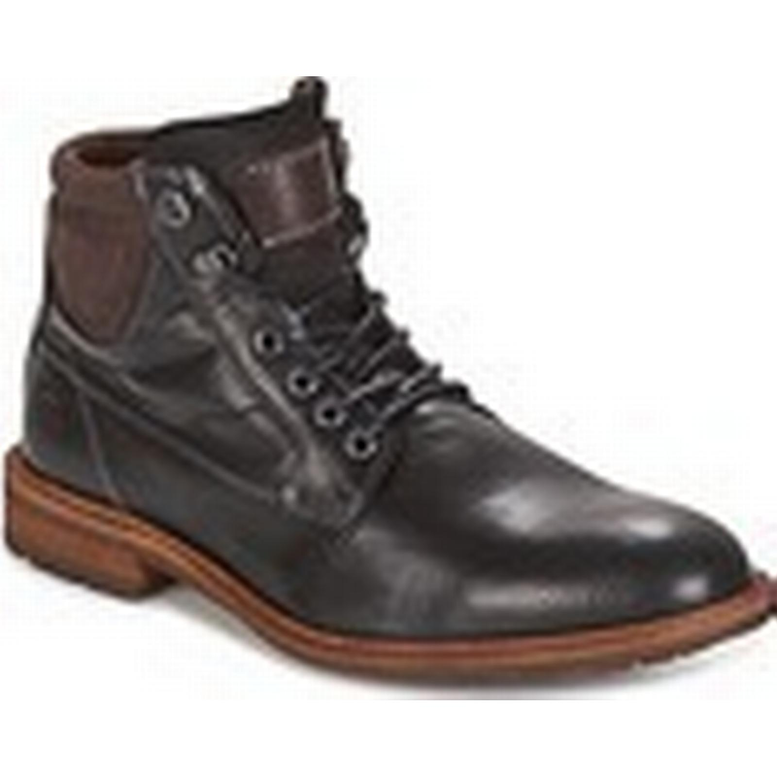 Bullboxer  MAC  men's Mid Mid men's Boots in Black 63dd94