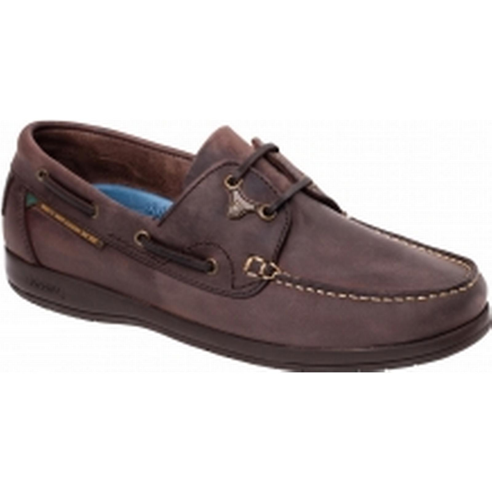 Dubarry Sailmaker X LT Deck Shoe, Old Rum, UK (EU41) 7 (EU41) UK f4a758