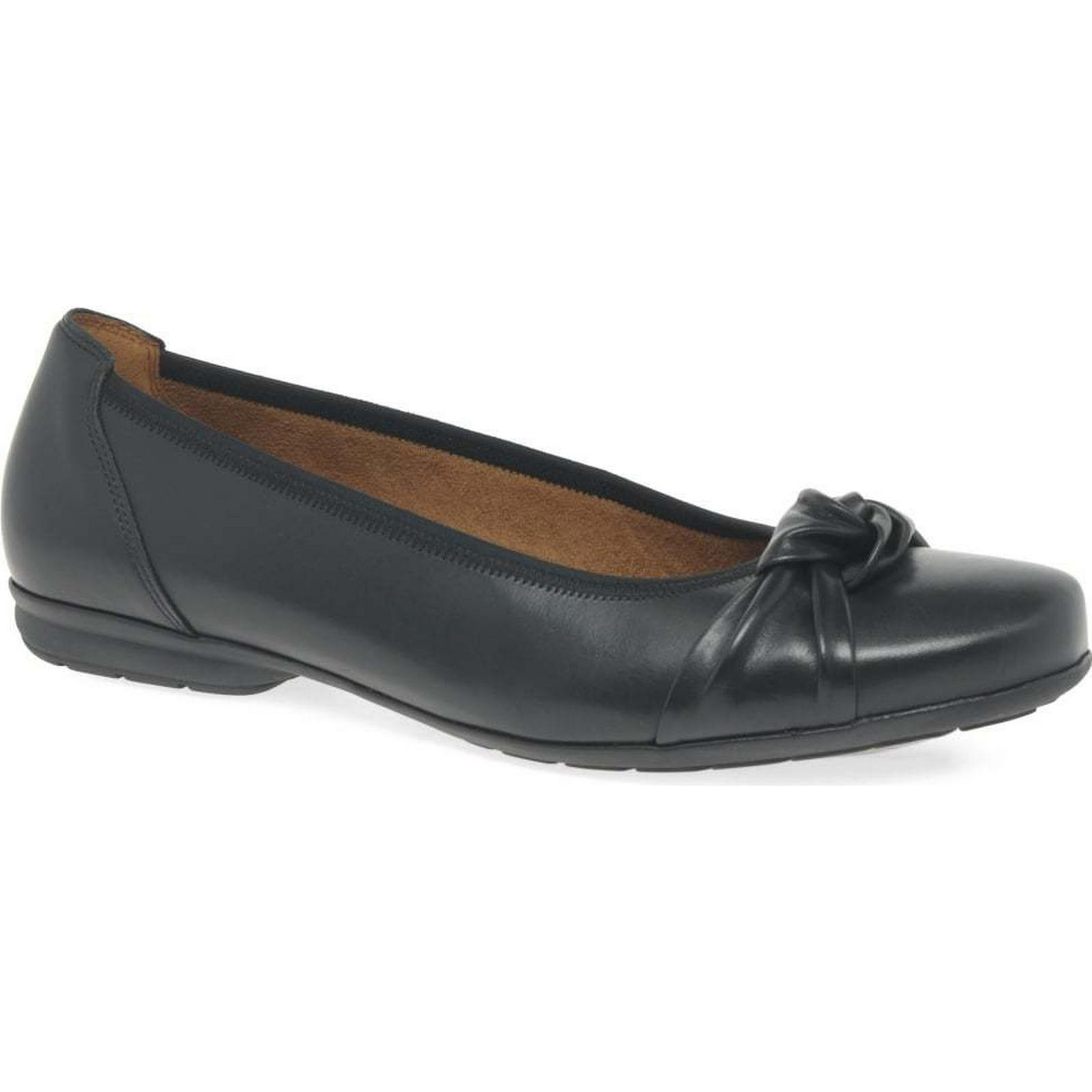 Gabor Ashlene Black, Womens Casual Shoes Colour: Black, Ashlene Size: 6.5 170dd0
