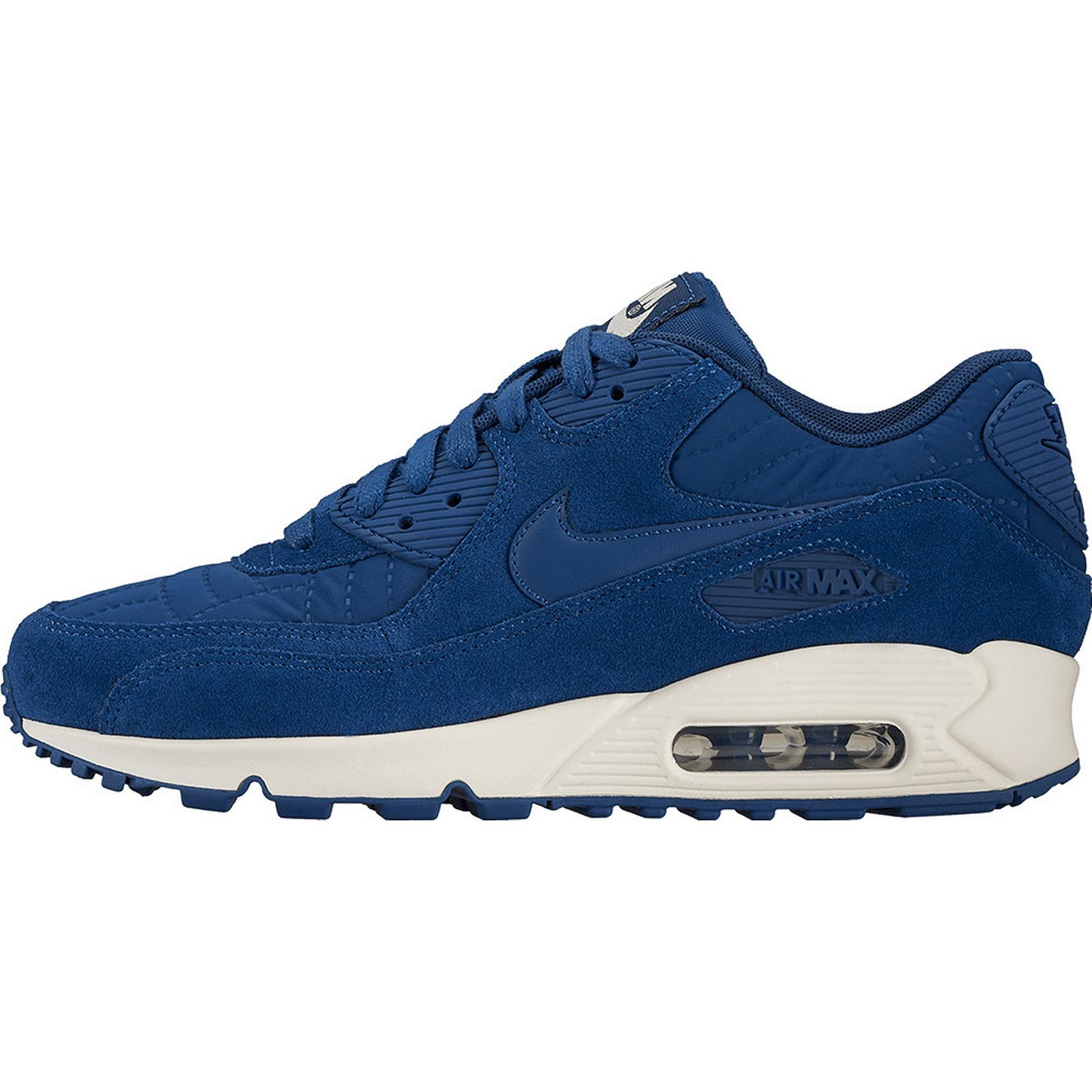 Nike Wmns - Air Max 90 Premium - Wmns Blauw 24eabe