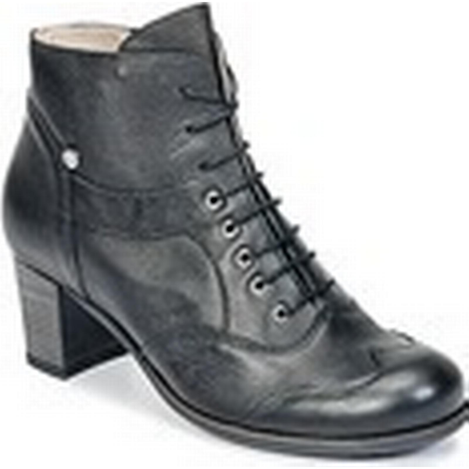 Dkode  VALYN-BLACK-036 VALYN-BLACK-036   women's Low Boots in Black 4c1c39