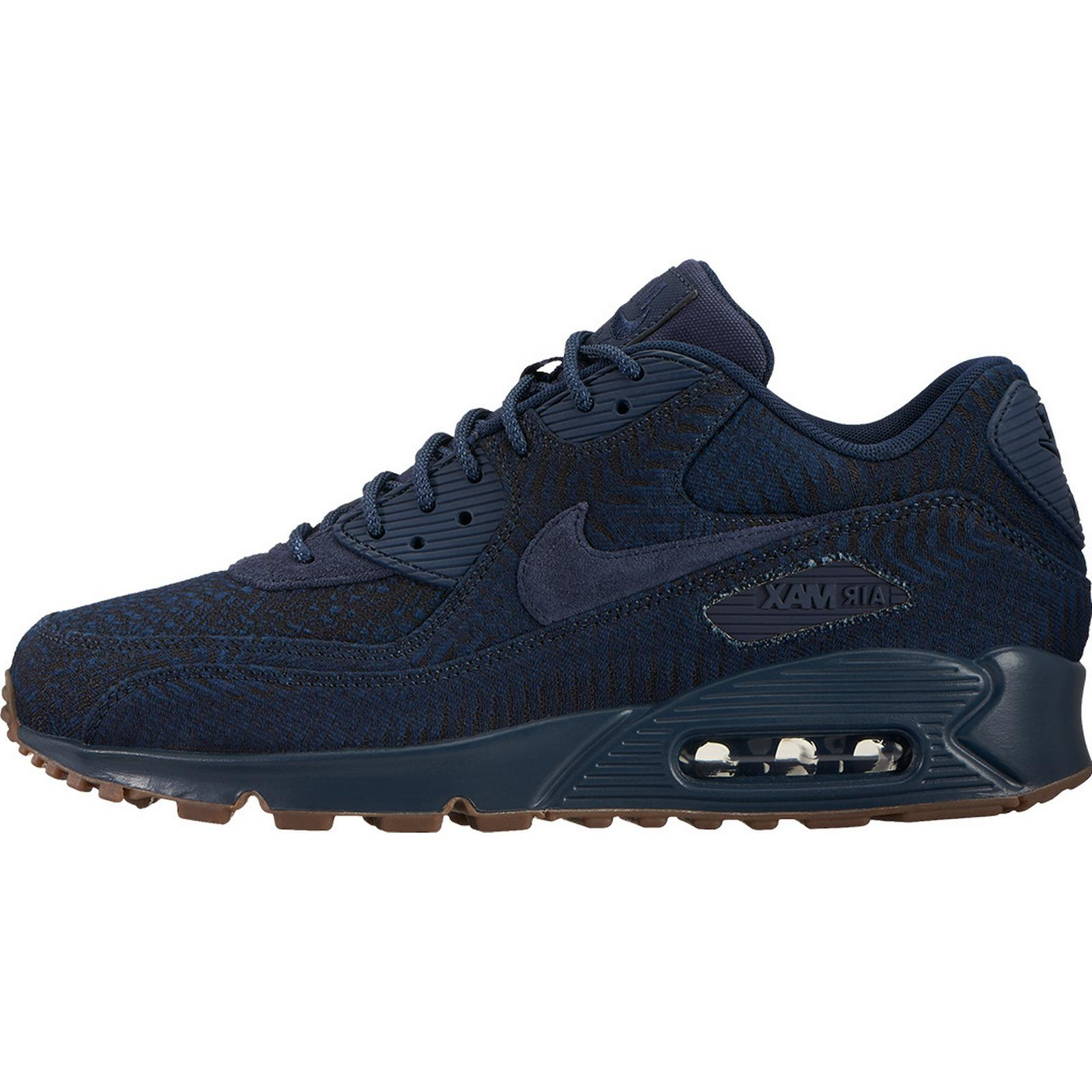 size 40 aeb36 21a79 shop nike air max 90 blue suede uk boots 61308 7cbe1