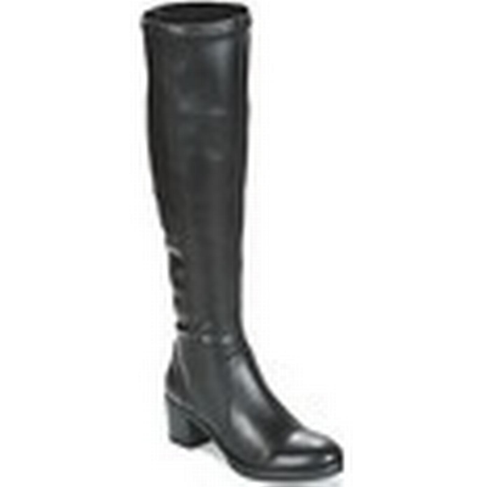 Betty London  HADILE  women's High Boots Boots High in Black 0614fa