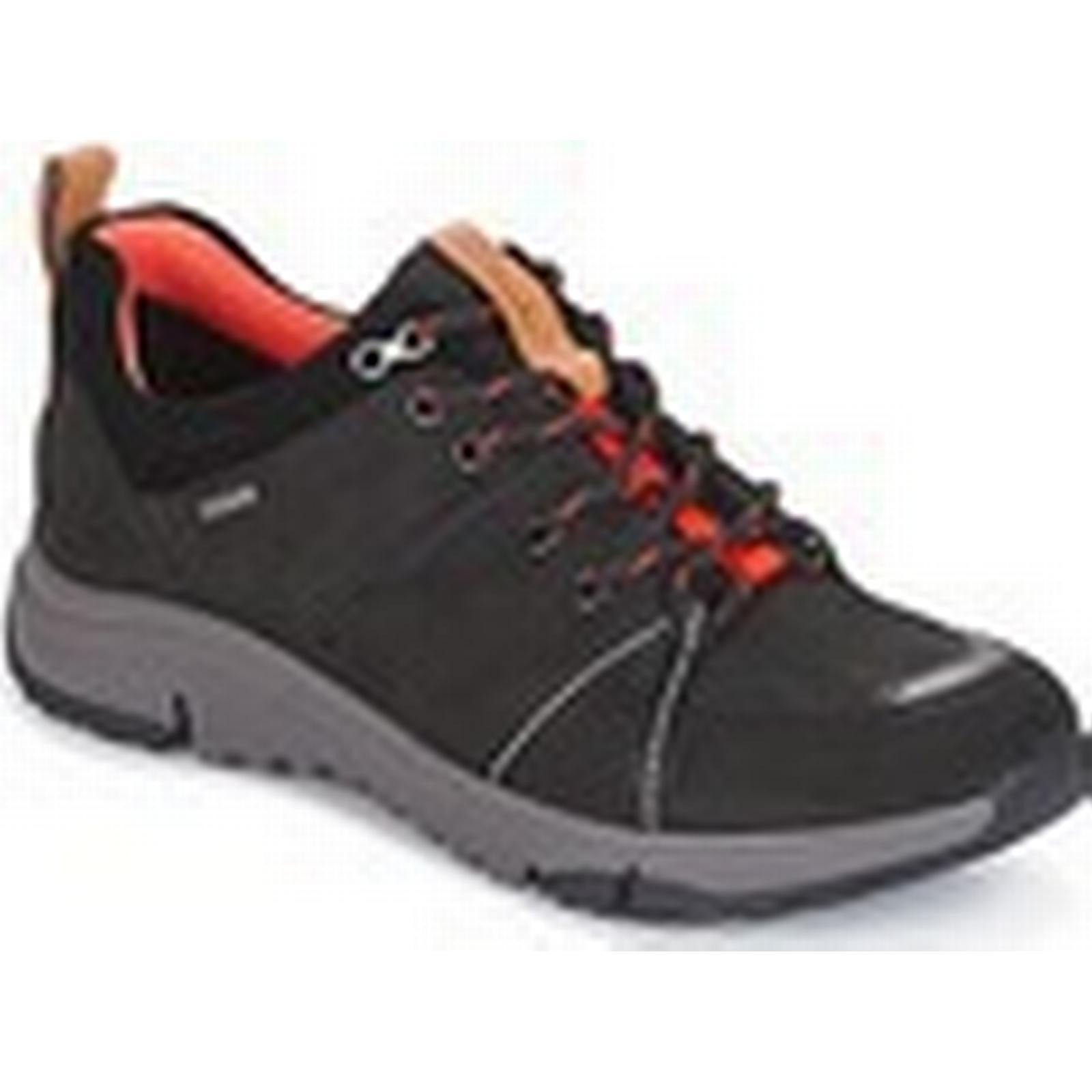 Clarks Black  TRI TREK  women's Shoes (Trainers) in Black Clarks 83d55d