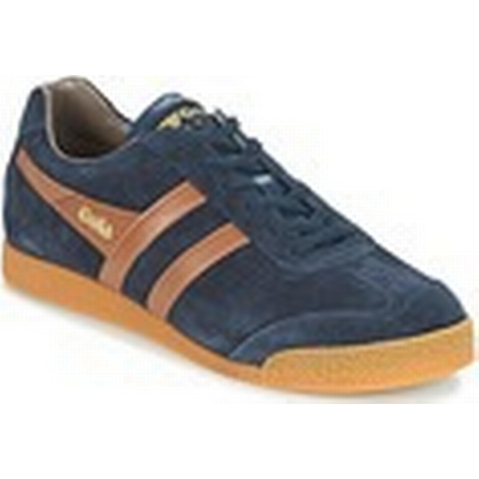 Gola  HARRIER   HARRIER men's Shoes (Trainers) in Blue e5167a