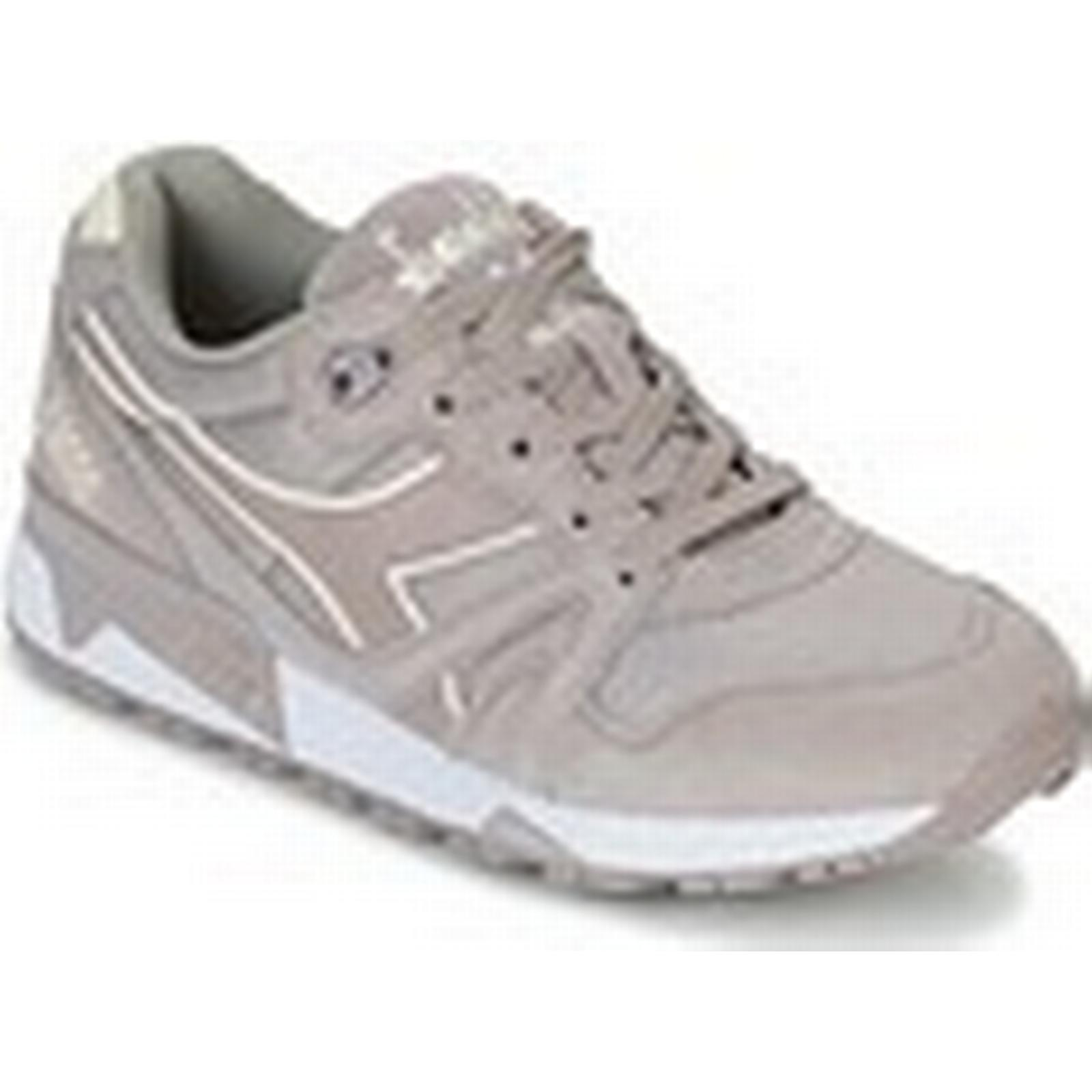 Diadora  N9000 III   III women's Shoes (Trainers) in Grey 566633