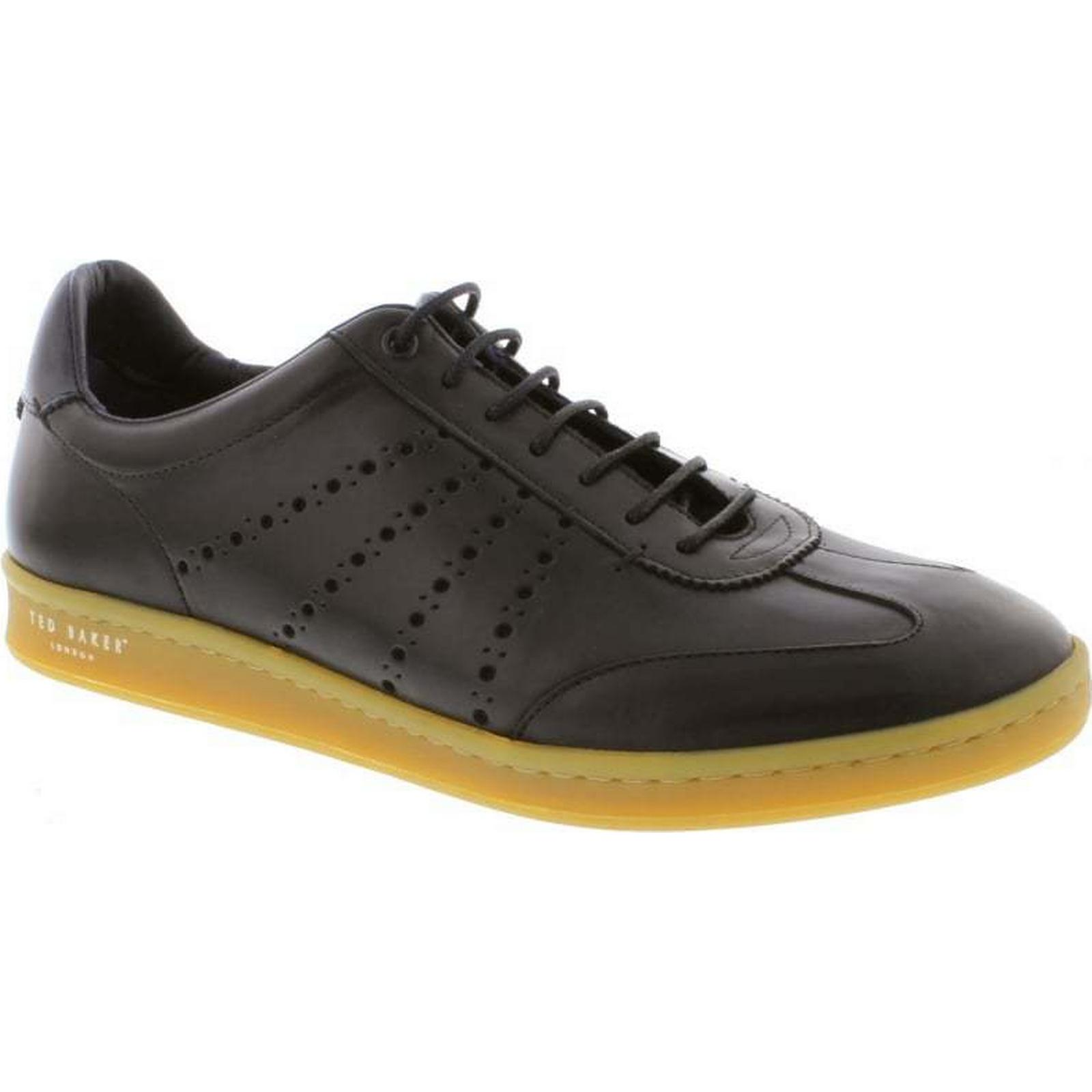 Ted 10 Baker Orlee - Black Leather Size: 10 Ted UK c08b04