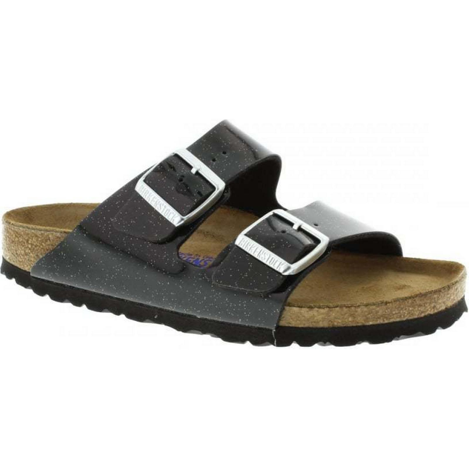 Birkenstock Arizona Magic Narrow Galaxy Narrow Magic Fit - Black 057633 Size: 37 EU 79e660