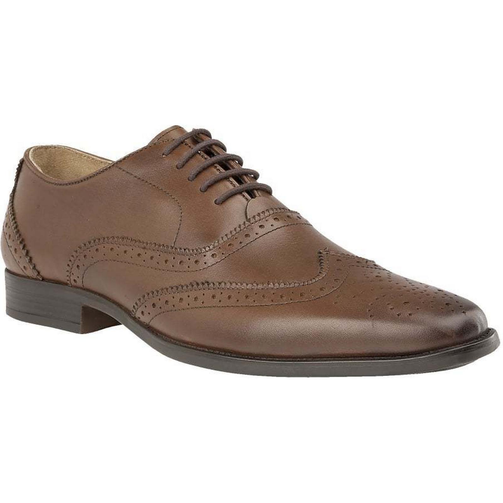 Lotus Bishop - - Bishop Brown Leather Size: 10 UK dc4a1f