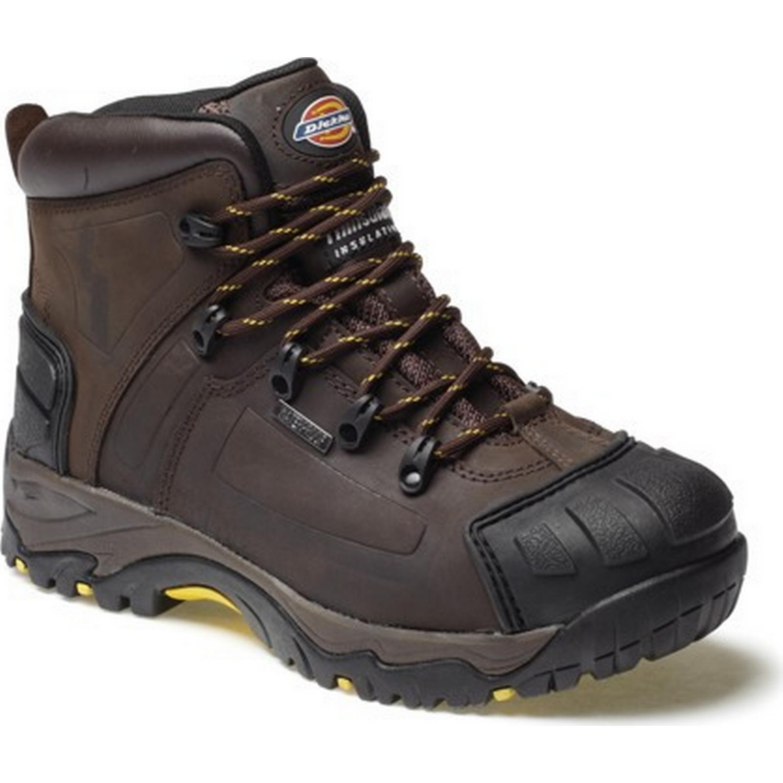 Dickies Workwear Dickies Dickies Workwear Medway Super Safety Hiker Brown / 11.5 532d0e