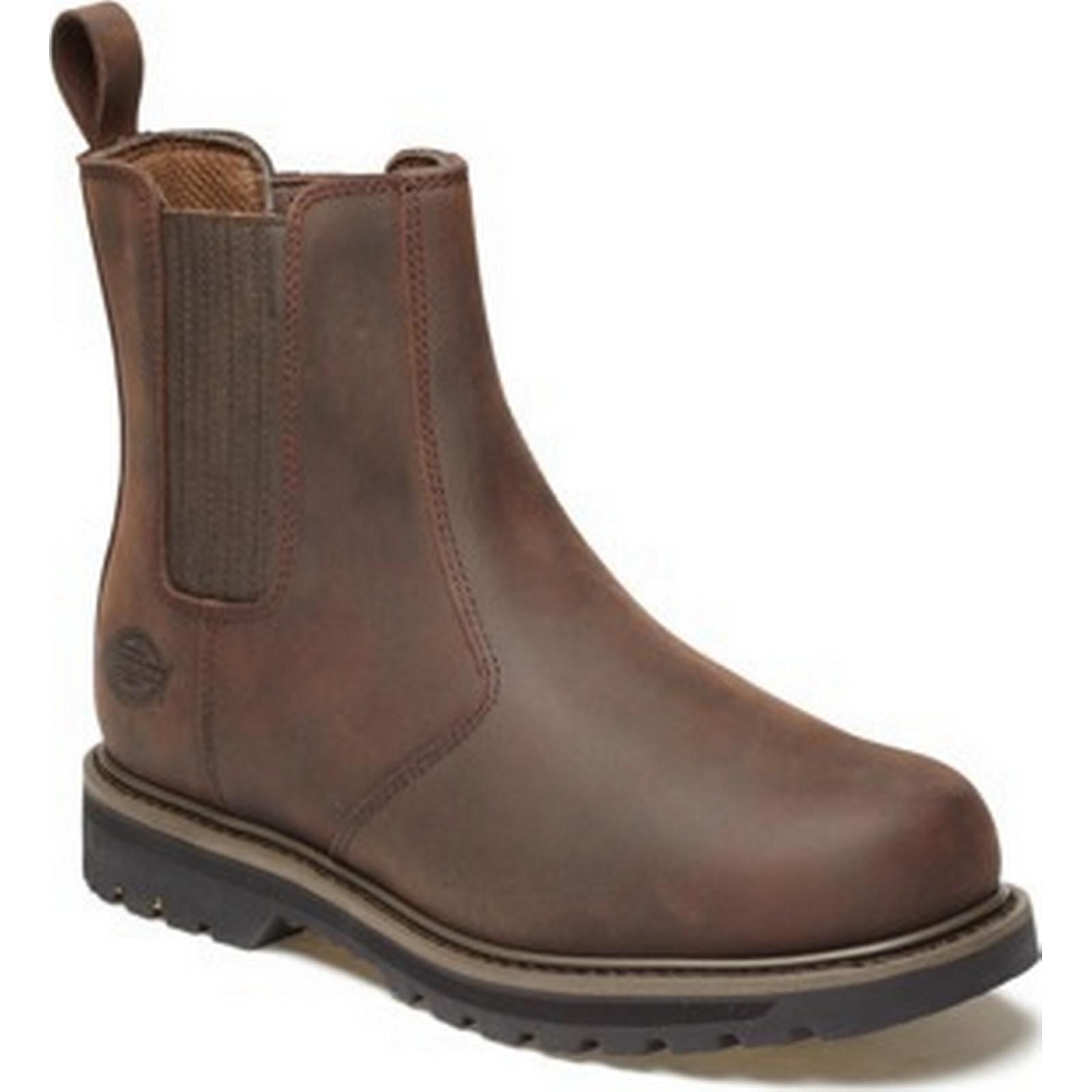 Trinity Non Safety Boot Brown / 12 12 / 58015d