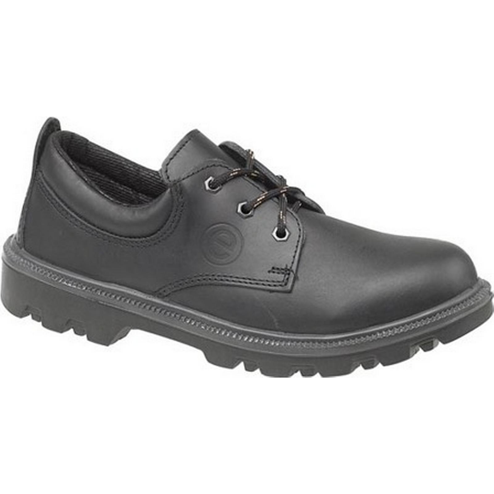 Centek Wide Fit Safety Shoe Shoe Safety Black / Size 09 763aa1