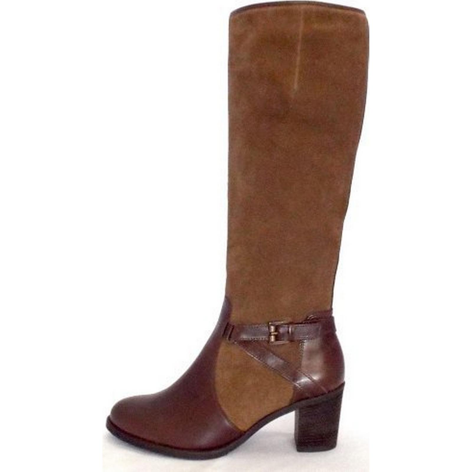 gabor de gusto mesdames de gabor longues bottes dans Marron  taille: 2,5, couleur teck 326af8