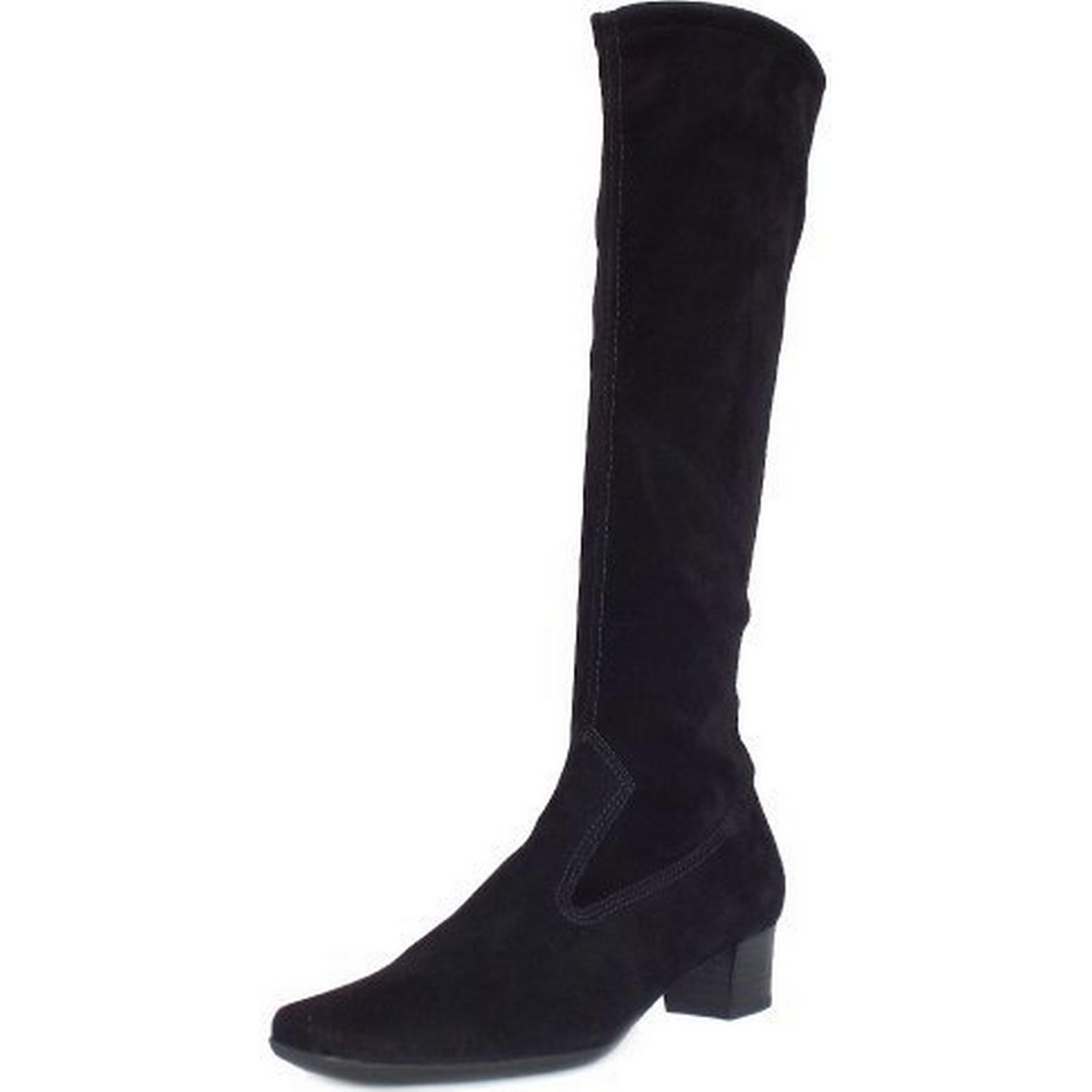 peter kaiser taille: aila peter kaiser mesdames de longues bottes taille: kaiser 3, couleur: blac 1b93aa