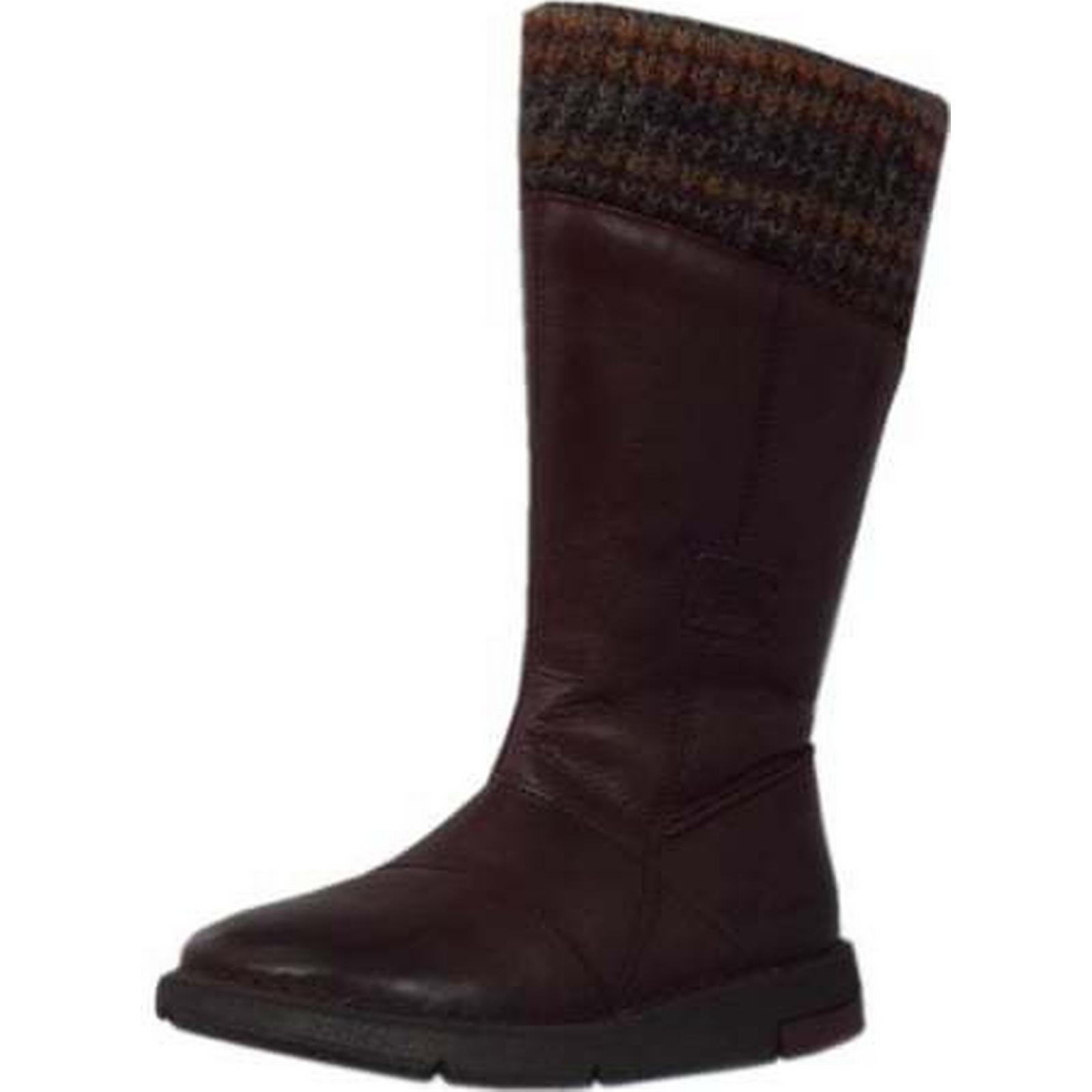 stephanie camel atique mesdames 4.5, bottes taille: 4.5, mesdames couleur: bordeaux 61a53f