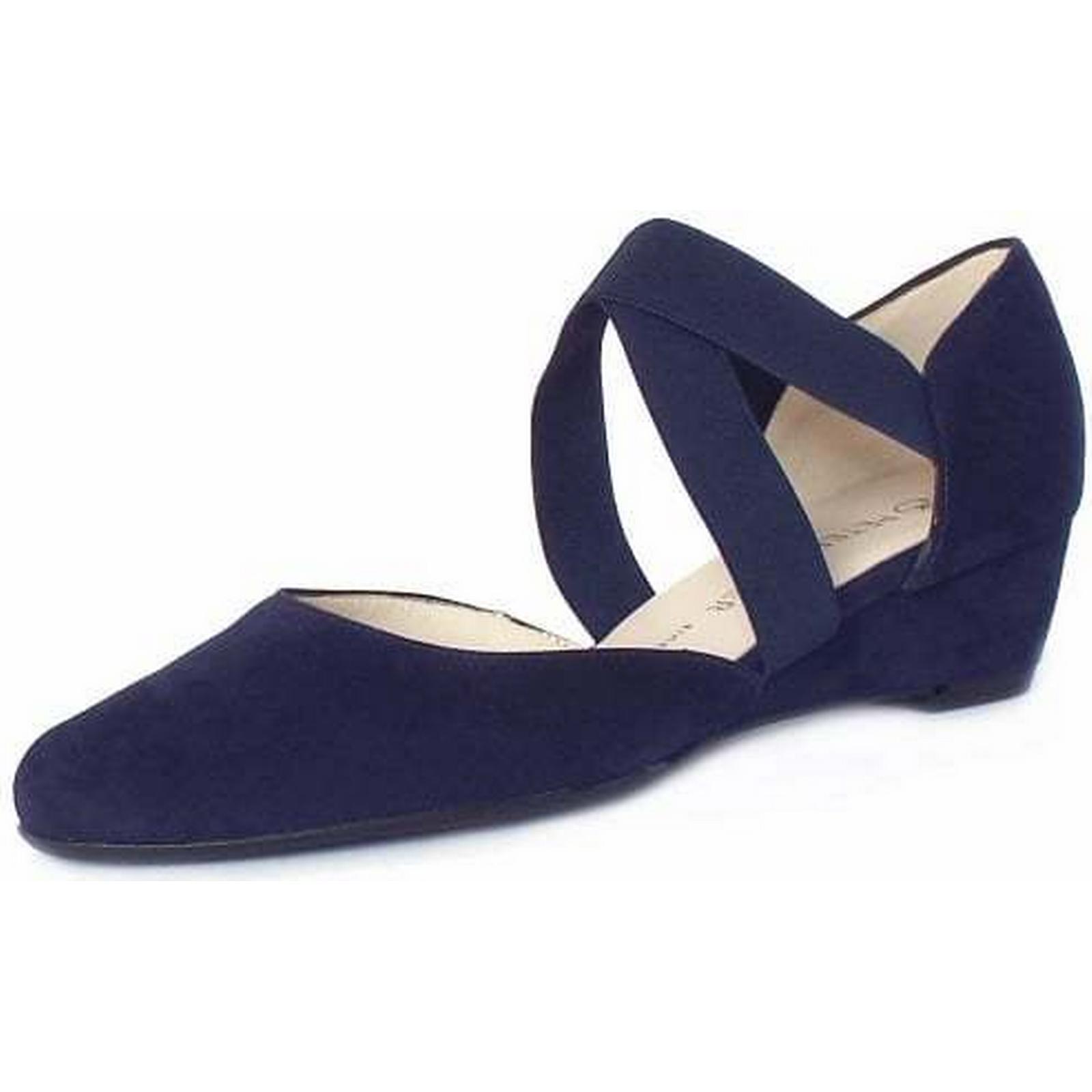 peter kaiser jaila peter kaiser mesdames chaussures chaussures chaussures taille: 5, couleur: marine sue a59622