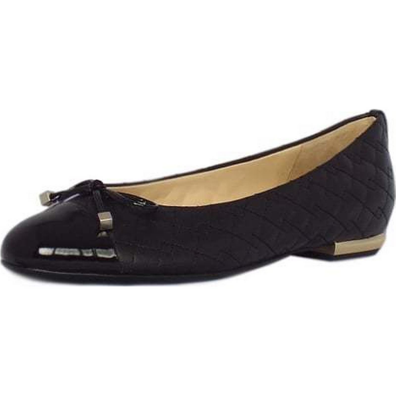 Högl Hogl KELSALL LADIES HOGL LADIES KELSALL SHOES Size: 6, Colour: BLACK 803f74