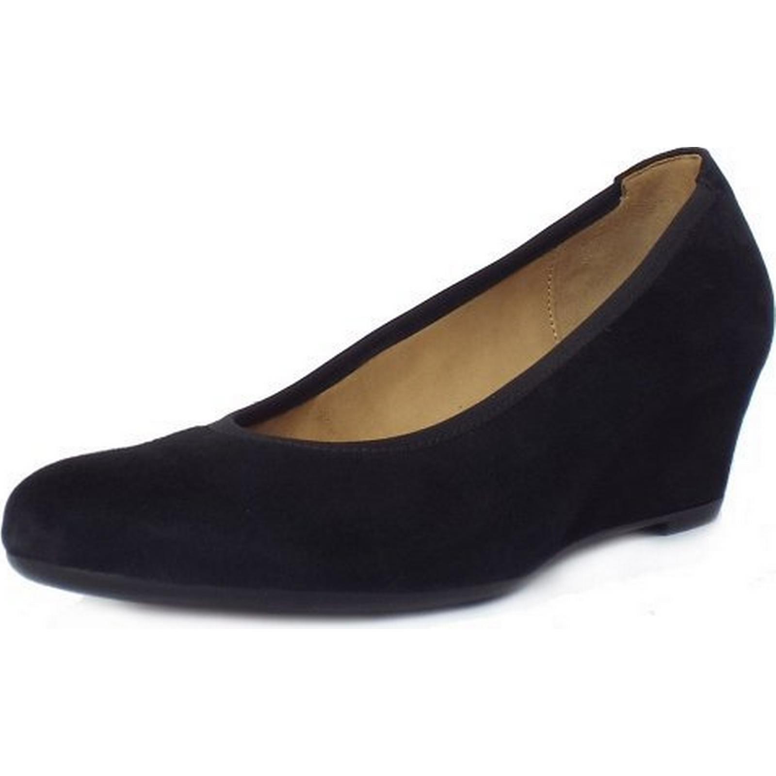 Gabor FANTASY GABOR LADIES LADIES GABOR SHOES 45 360 17 Size: 5.5, Colour: BLACK SU 77d202