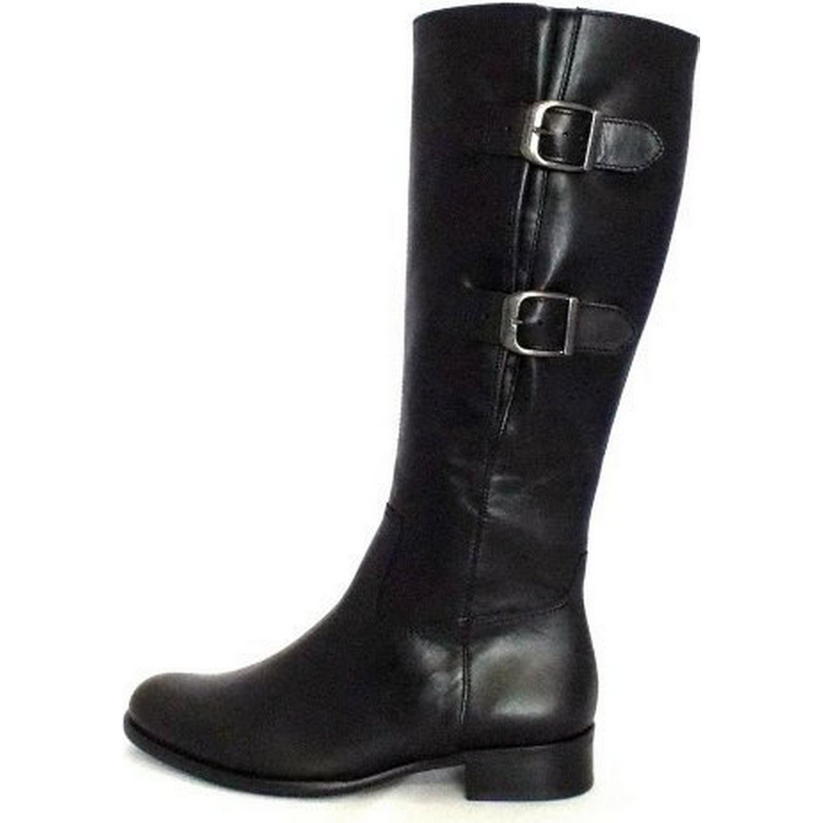 Gabor Astoria Ladies Knee High Boot In Black Size: Size: Black 2.5, Colour: BLACK 69906d
