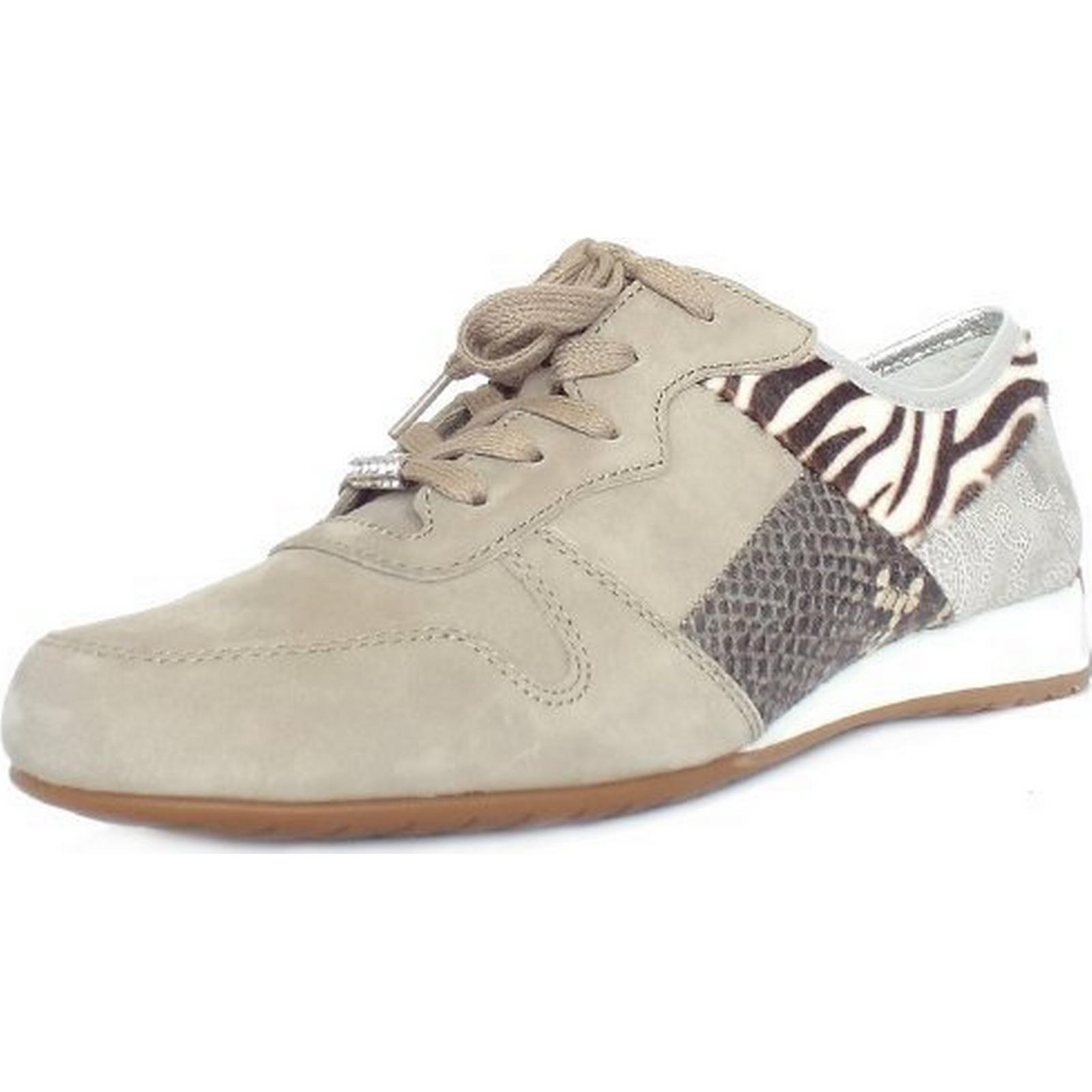 Gabor HADDAWAY GABOR GABOR HADDAWAY LADIES SHOES 26 355 33 Size: 3.5, Colour: TAUPE 7a2aeb