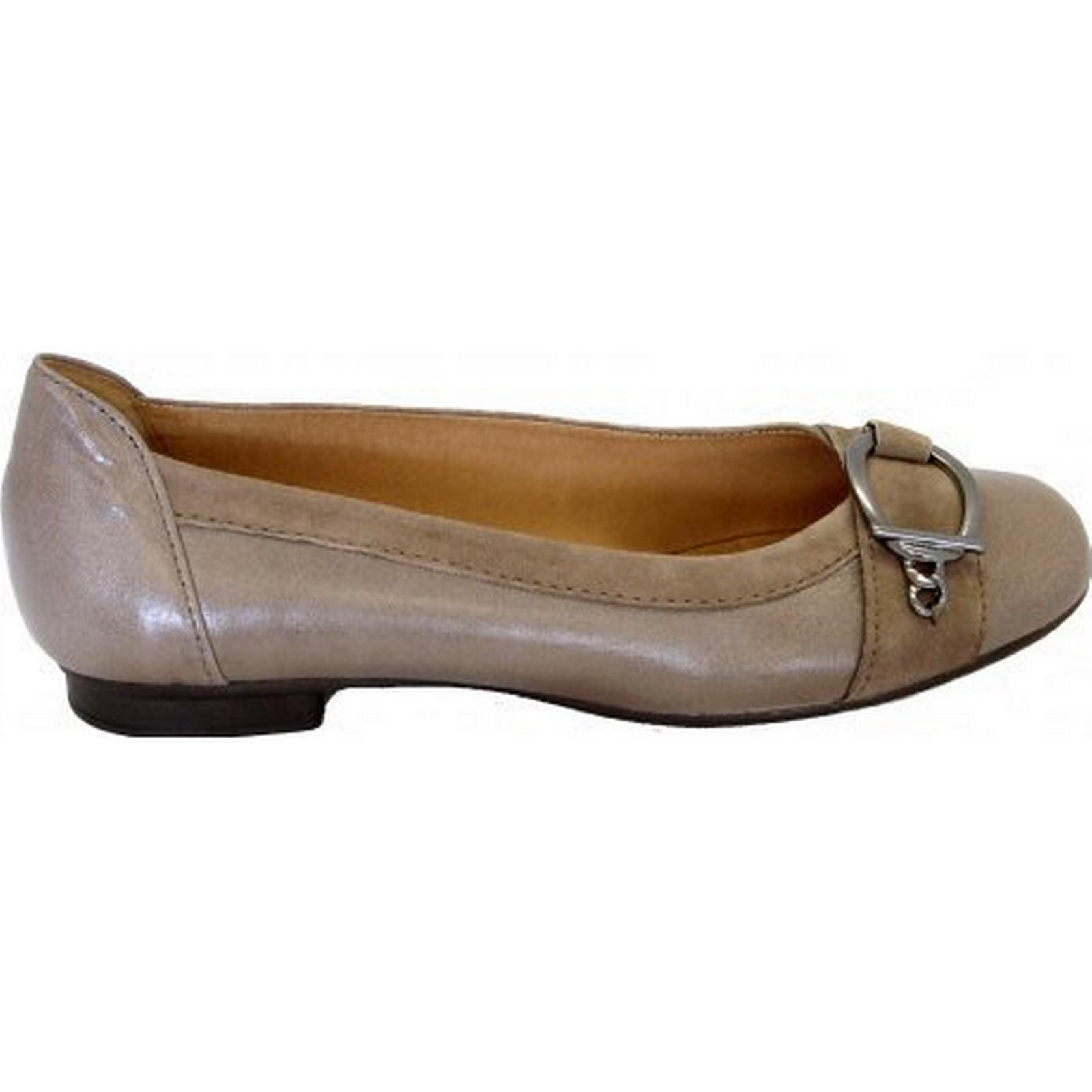 Gabor VIRGINIA GABOR SHOES VIRGINIA VIRGINIA SHOES 54 114 12 Size: 4.5, Colour: TAUPE f96a39