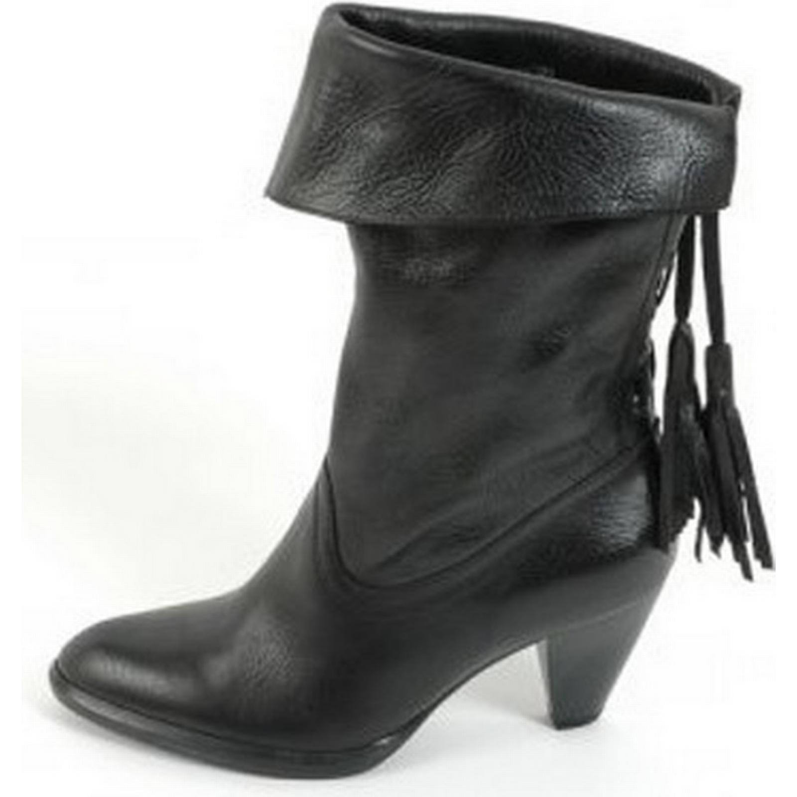 Peter Kaiser Liane Leather Leather Liane Short Boots with Tassle Feature  Size: 2, C 63dd51