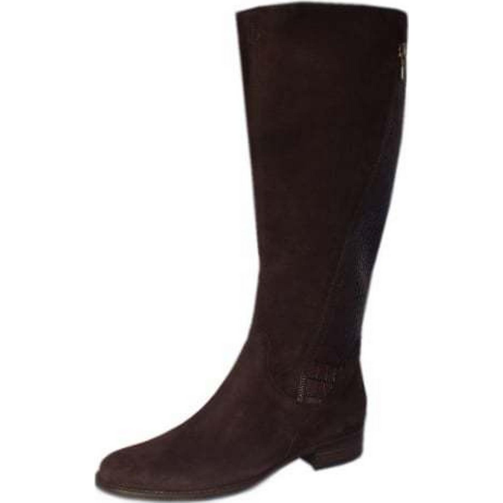 DAWSON DAWSON DAWSON MED GABOR LADIES LONG BOOTS Size: 6, Colour: BROWN 32d456