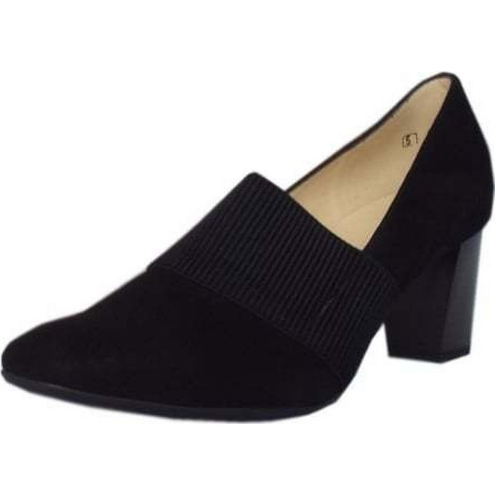 Peter Kaiser DORNA PETER KAISER LADIES SHOES Size: 4, 4, Size: Colour: BLACK SU 215347