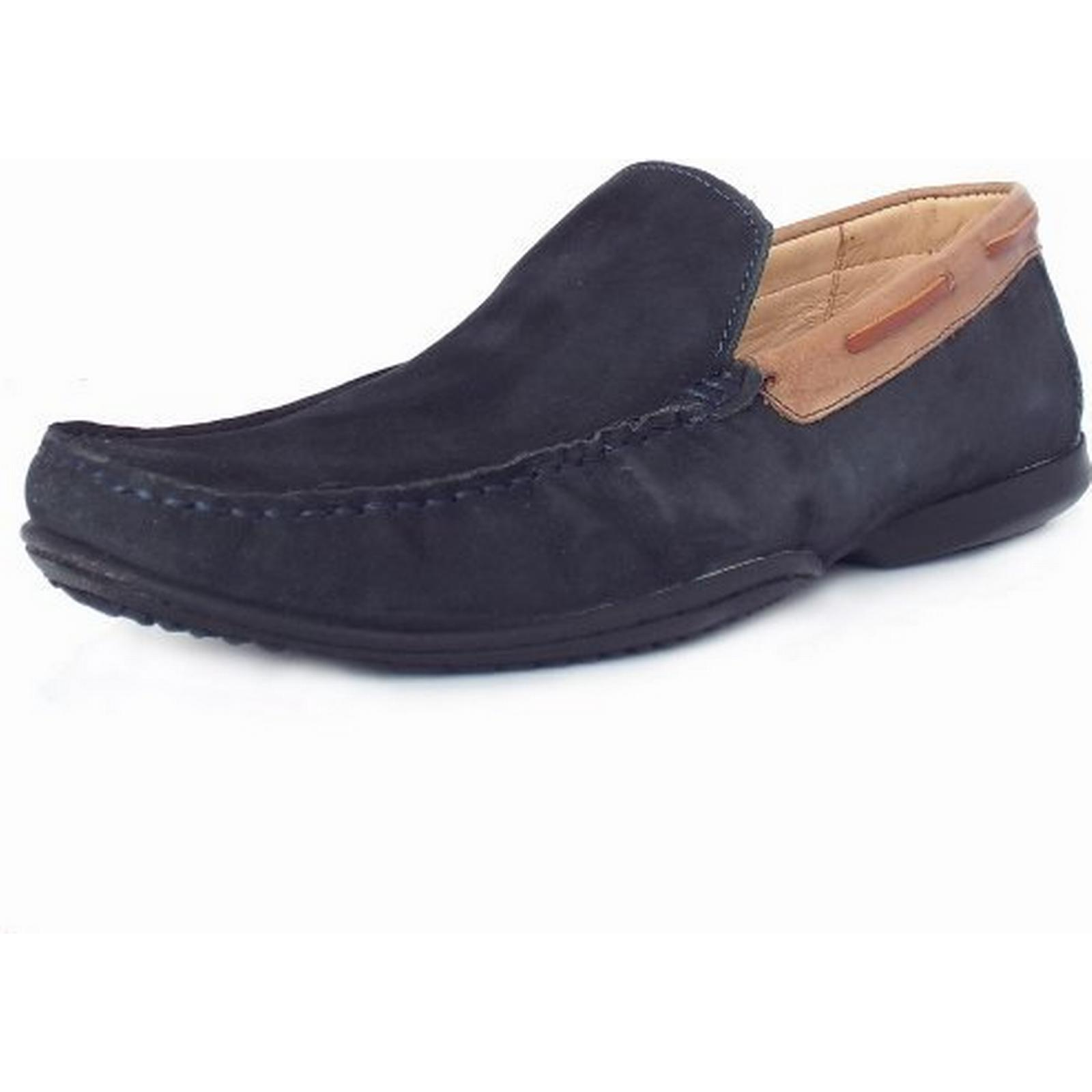 Anatomic&Co ITATIBA ANATOMIC MENS SHOES Size: 40, Colour: NAVY SUEDE SUEDE NAVY fc8f40