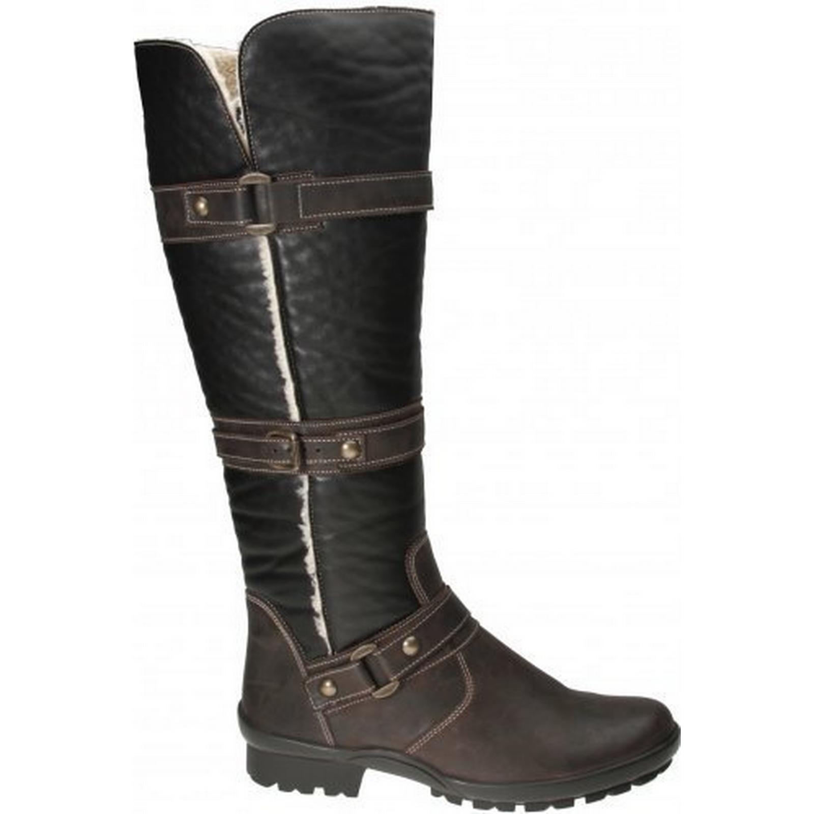 Gabor Dominica riding style ladies boots in in boots espresso 33.732.38 Size: 3 f8dc73