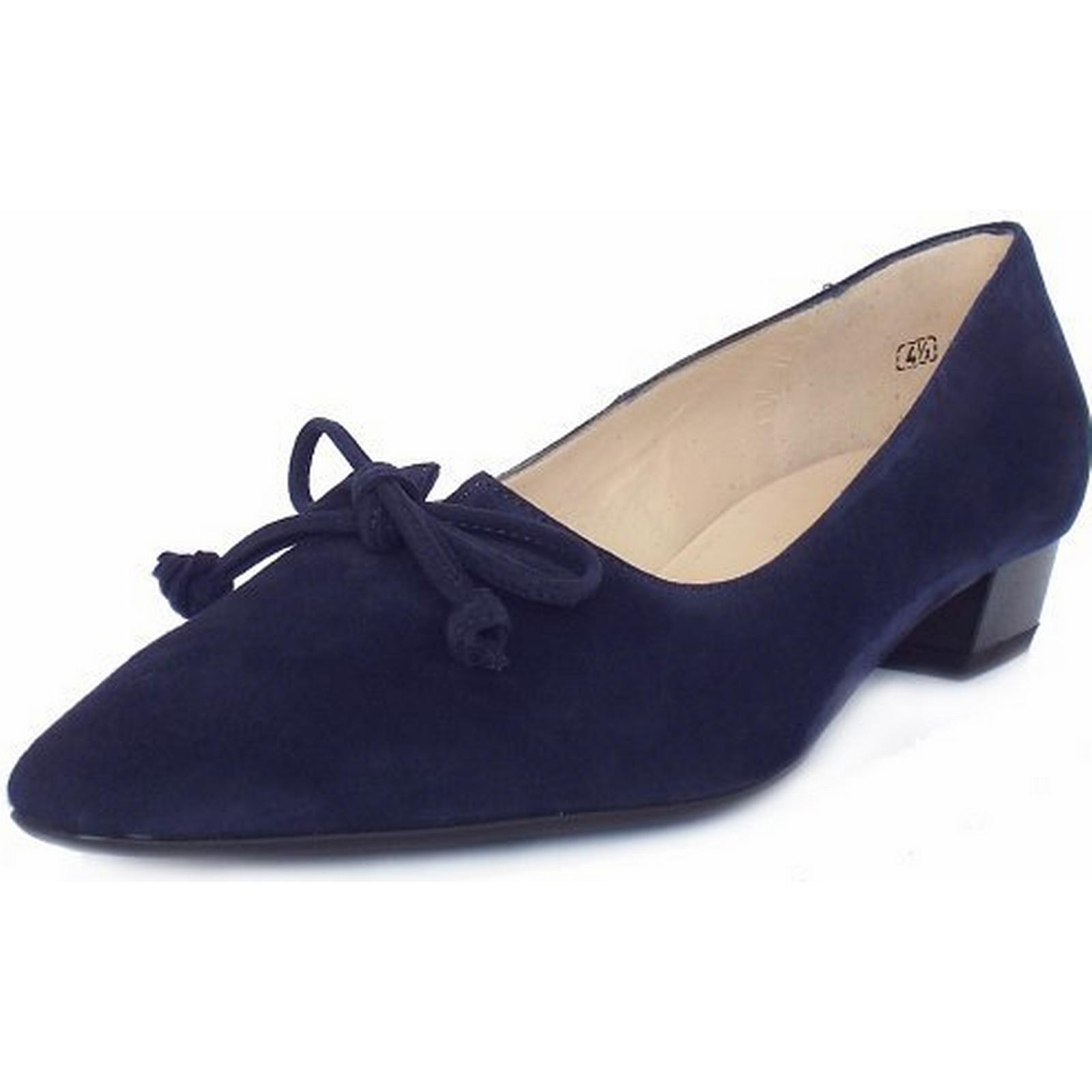 peter mesdames kaiser lizzy peter kaiser mesdames peter chaussures taille: 6,5, couleur: marine s 9a34b1