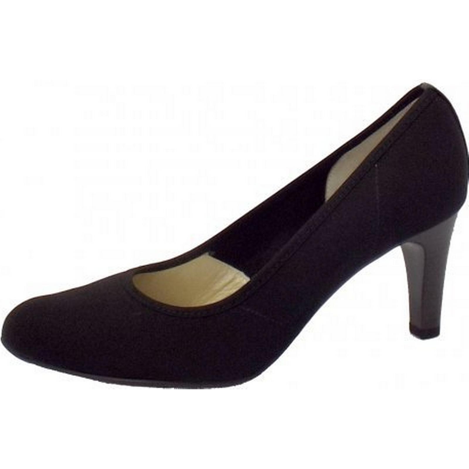 peter kaiser bono mesdames stretch upper mesdames bono talon haut en noir taille: 8, col. 8ad414