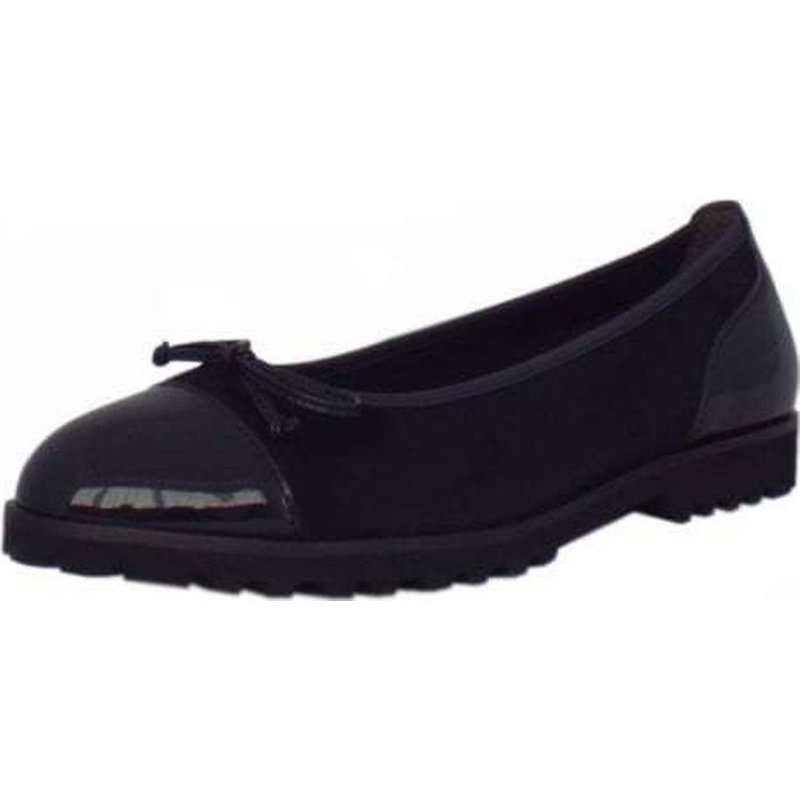 gabor tentation gabor gabor gabor mesdames chaussures taille: 5,5, en daim couleur: marine 65bf76