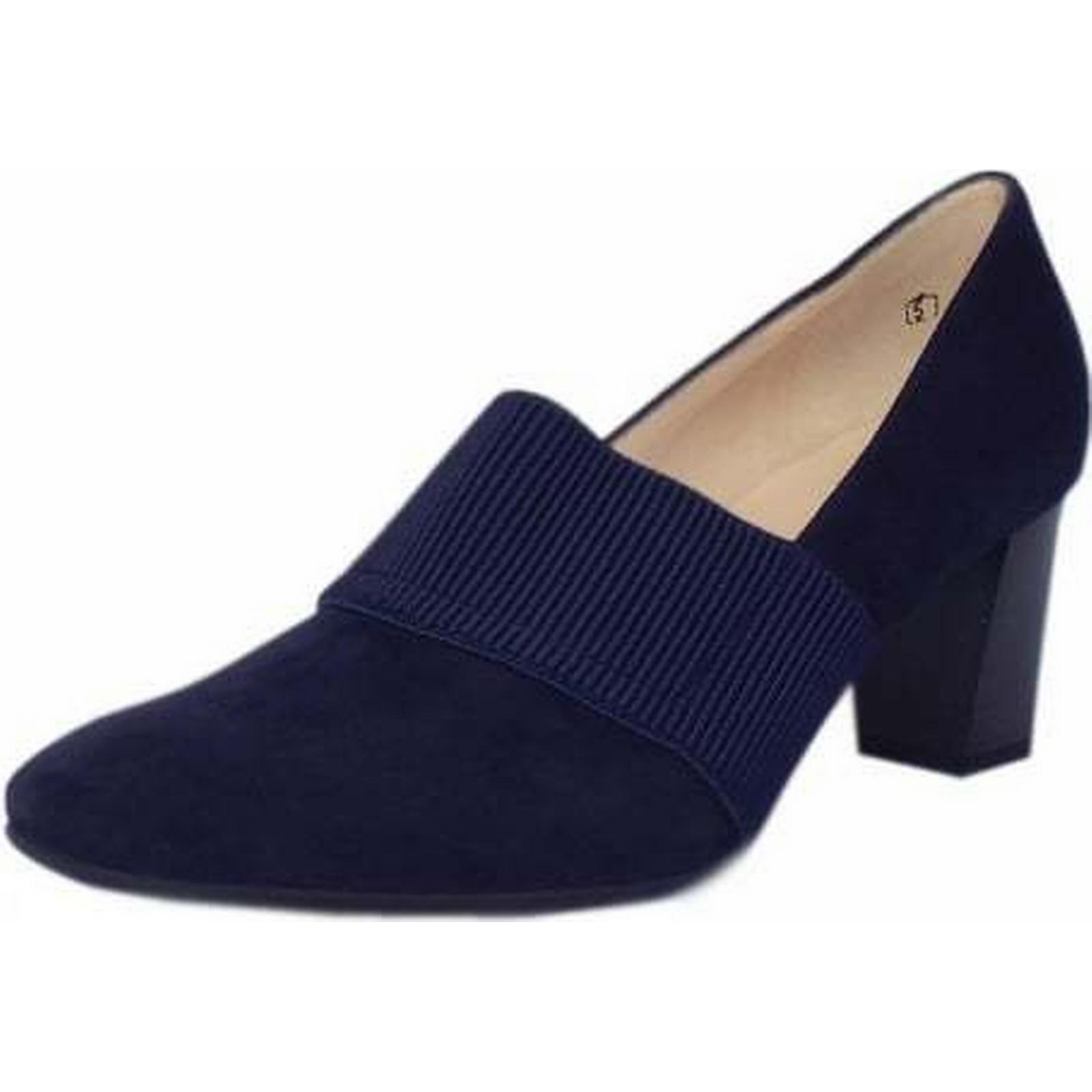 peter kaiser dorna mesdames peter kaiser mesdames dorna chaussures taille: 7, couleur: notte su 662e05