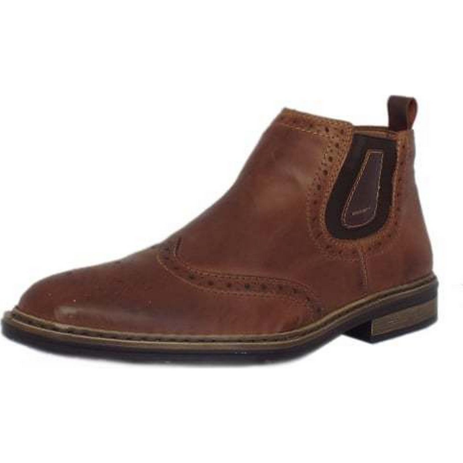 58acf622e320 Rieker TEXAS RIEKER MANS BOOTS BOOTS BOOTS Size  40