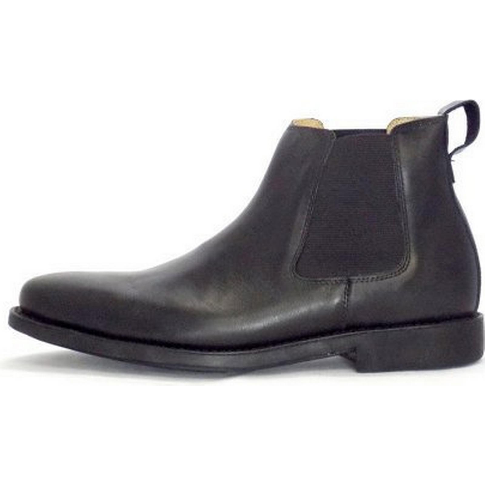 Anatomic&Co Cunha Mens Pull on Boots In Black Size: 47, 47, Size: Colour: BLACK 771ed1