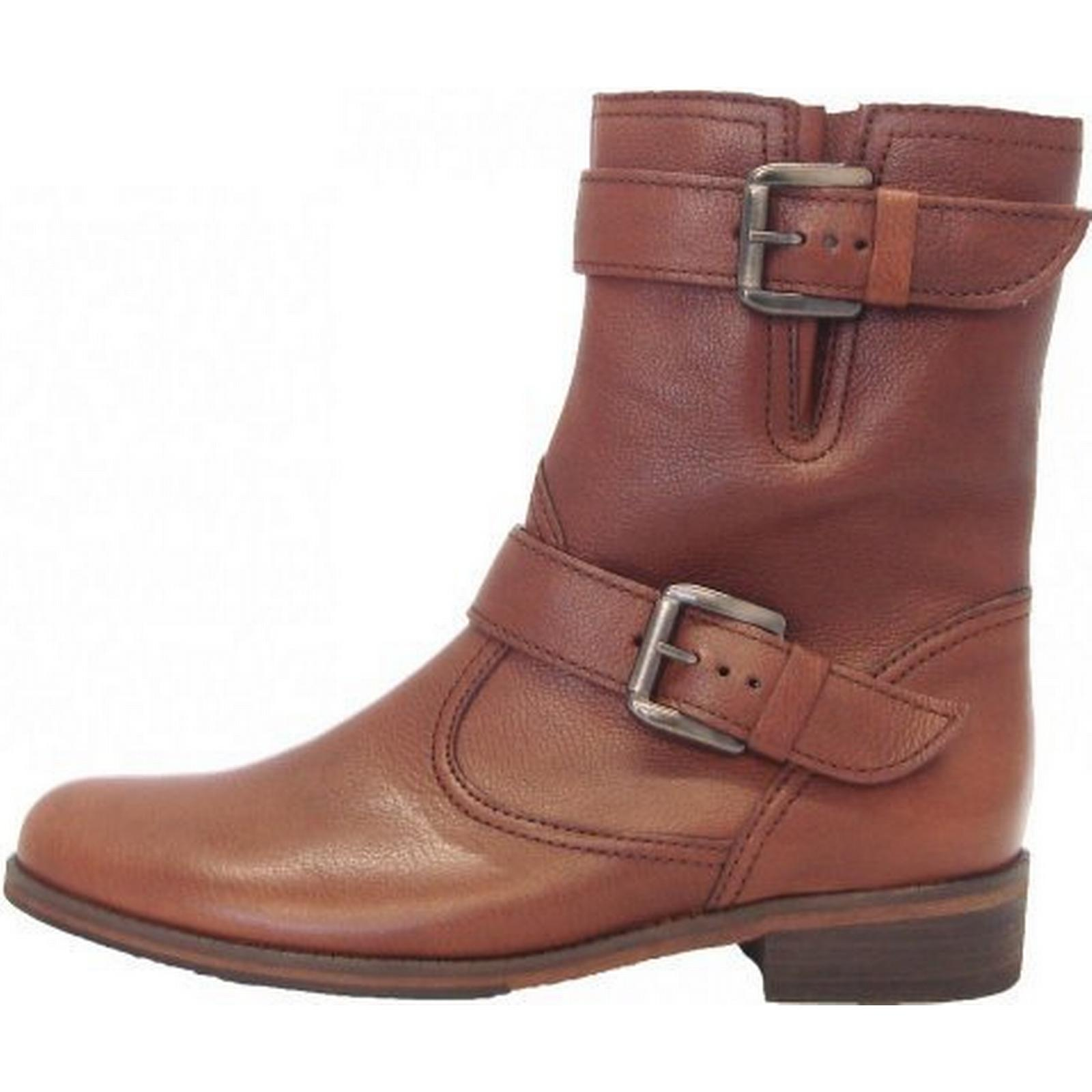 Gabor Luna Womens Mid Calf Boots In Brown Size: Colour: 7, Colour: Size: BROWN efa826