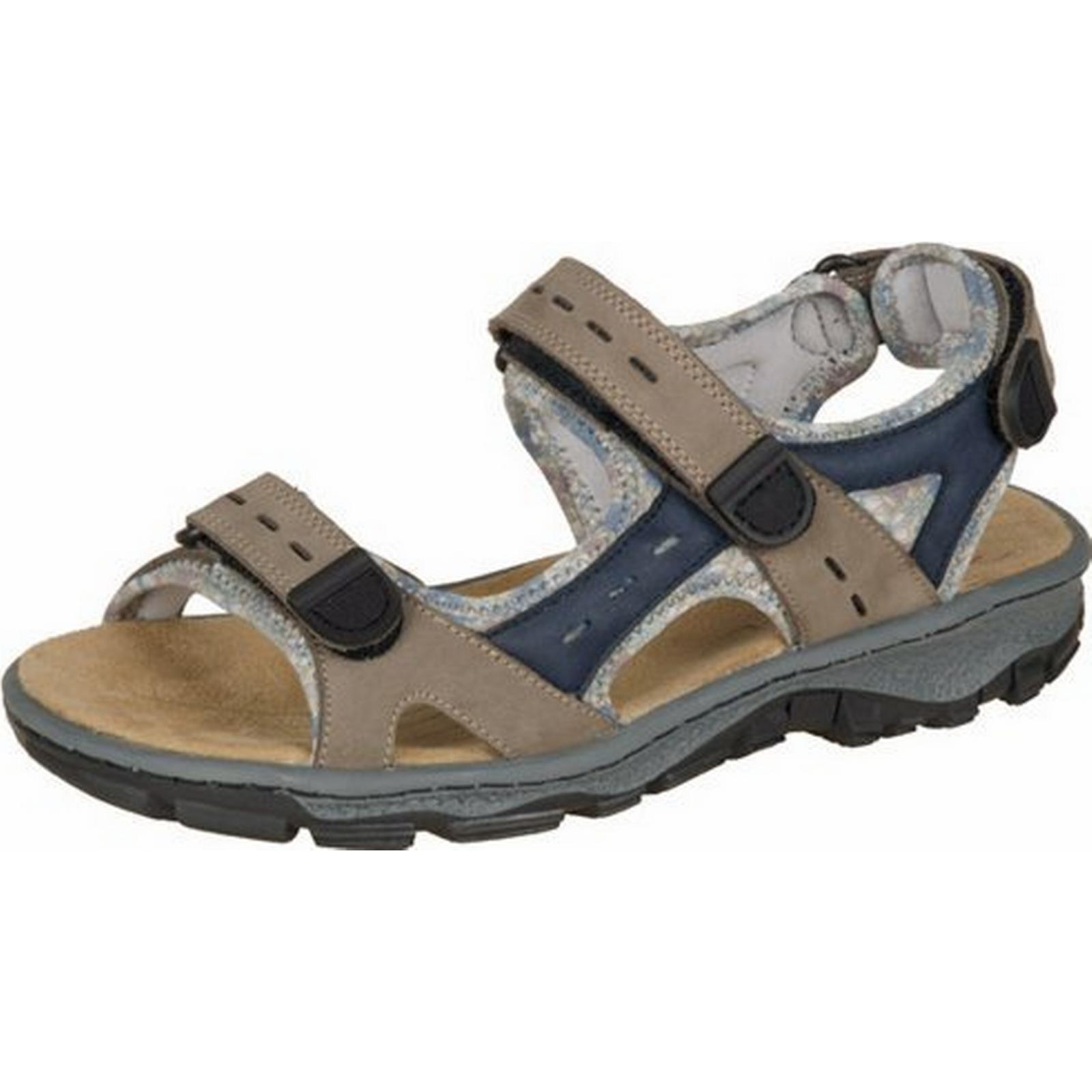rieker sportstar rieker mesdames sandales 39, de sport taille: 39, sandales couleur sable c7c5ac