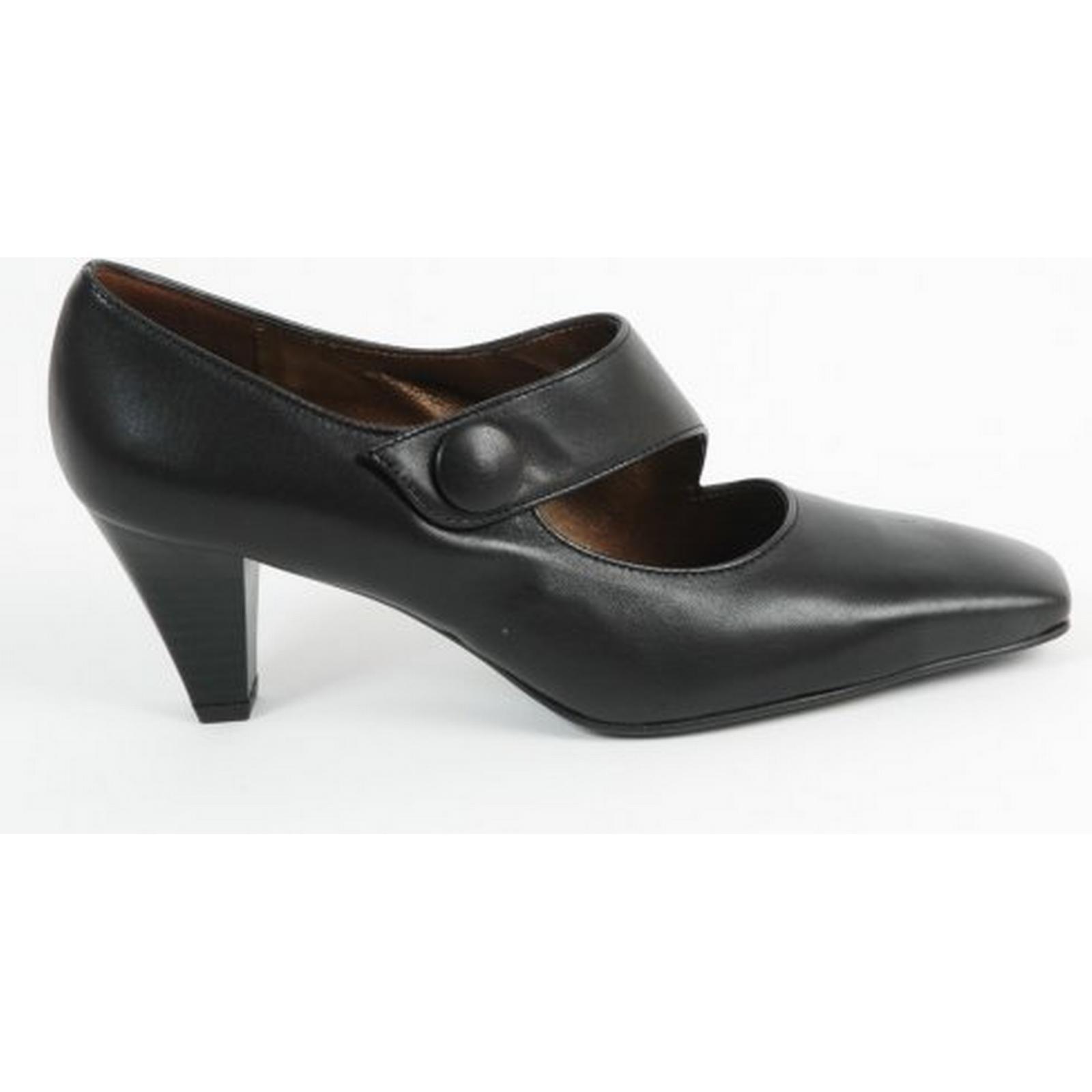 Peter Kaiser Kelda womans mary jane shoe Size: 3, Colour: BLACK BLACK Colour: b37d1b