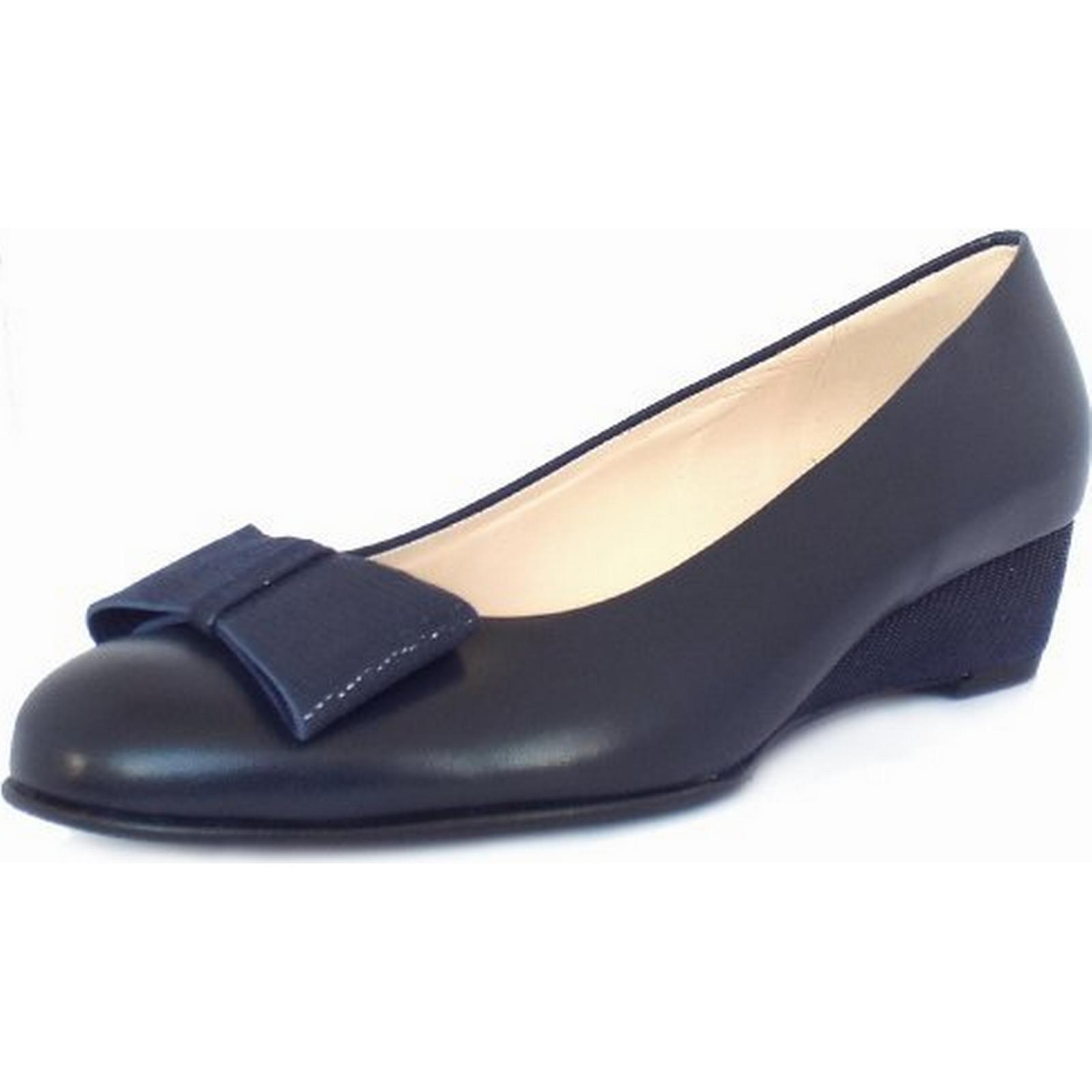 Peter Kaiser JIMINI PETER KAISER LADIES Size: SHOES Size: LADIES 5, Colour: NAVY 5fb179