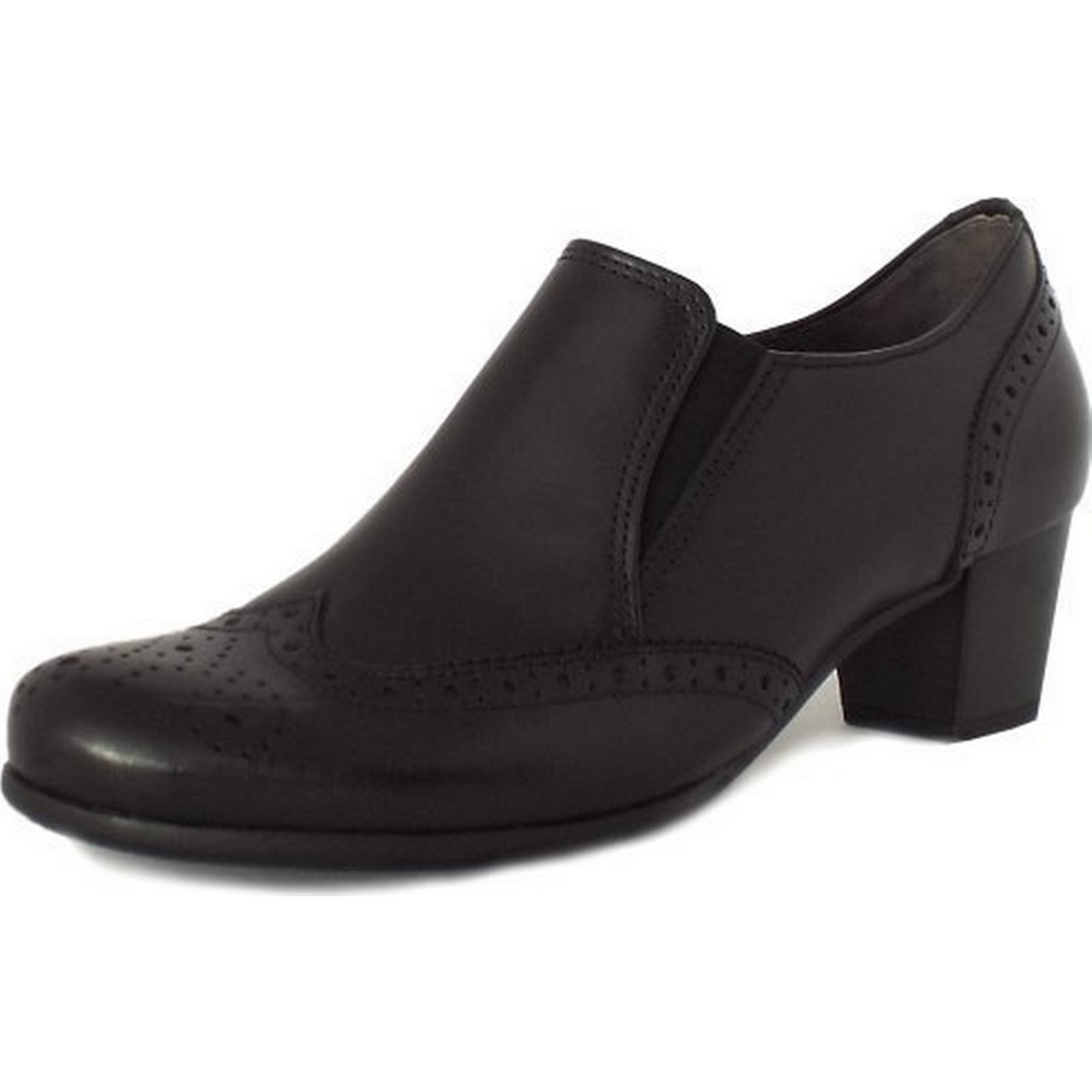 gabor attention gabor gabor gabor mesdames chaussures attention taille: 4.5, la couleur: noir 05f4c8