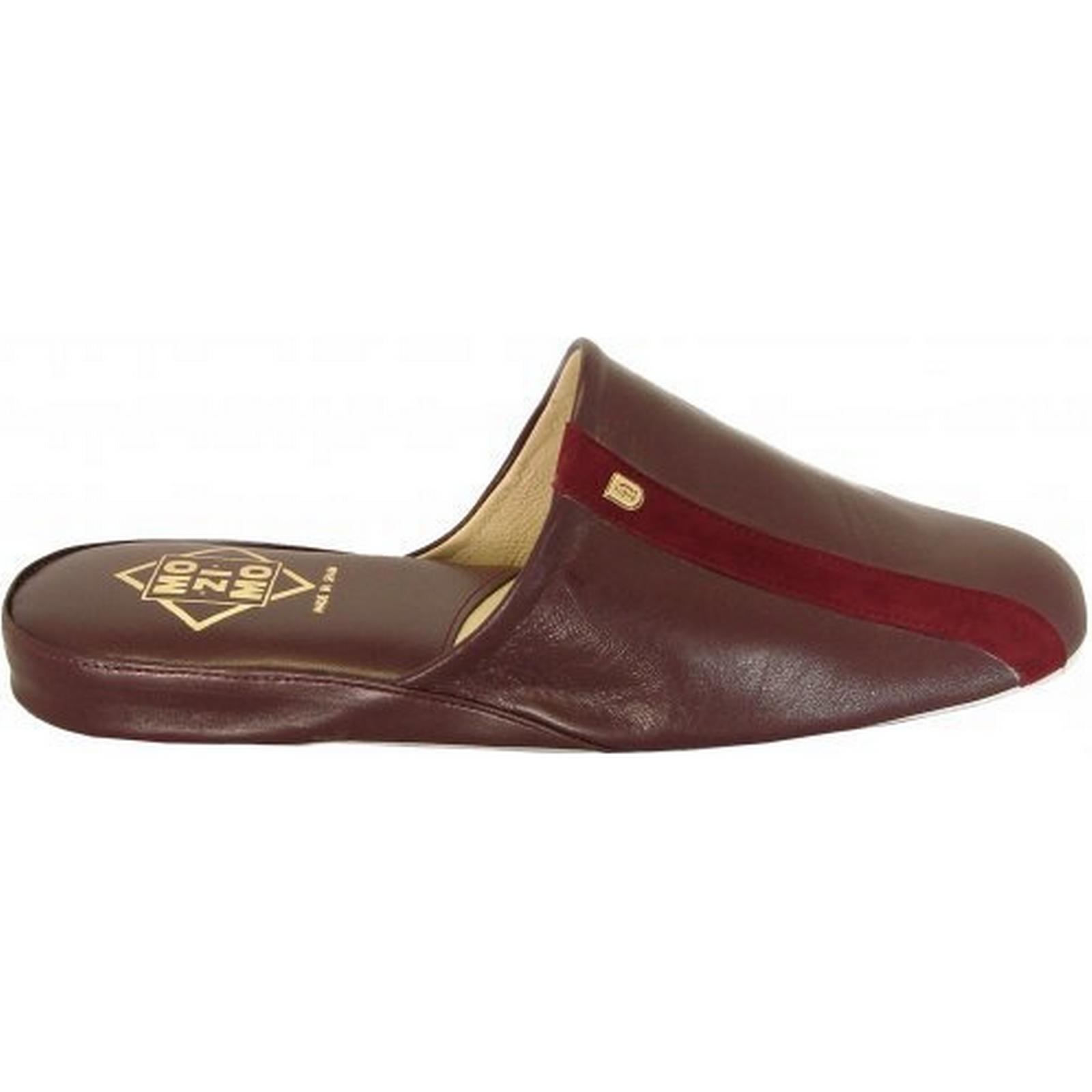Relax Slippers ROSS GENTS SLIPPERS MULE STYLE Size: Size: STYLE 10, Colour: WINE 569ef7