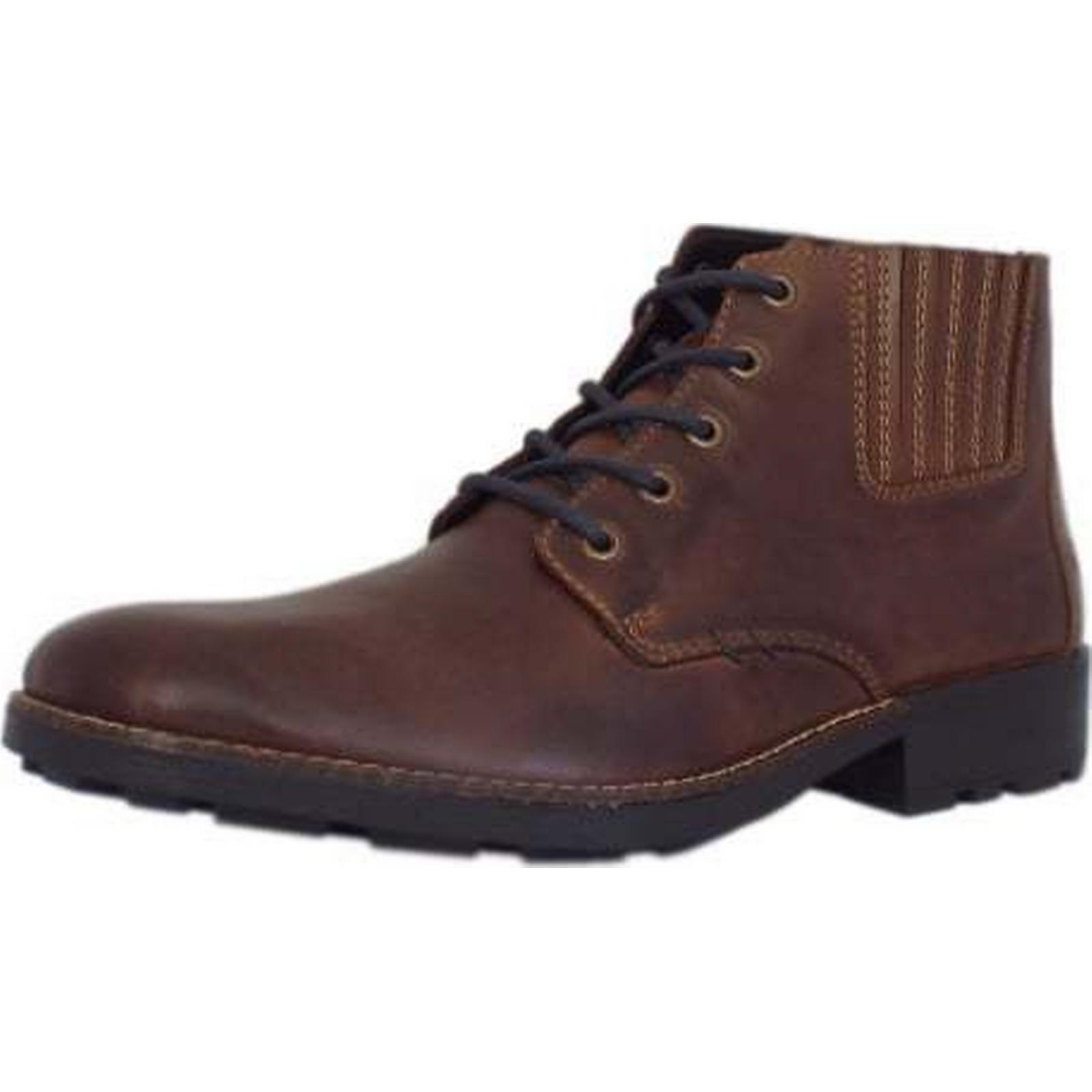 Rieker SEXTON RIEKER MENS BOOTS 47, Size: 47, BOOTS Colour: BROWN 399cff