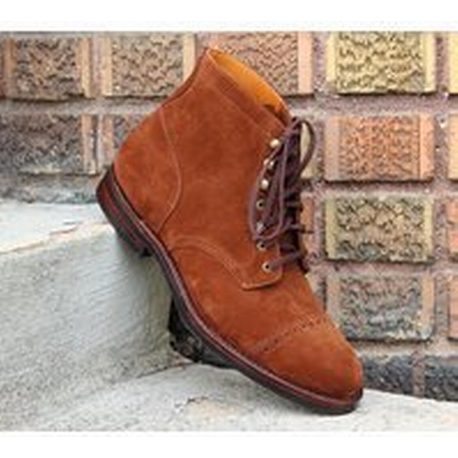 la cheville de de de bonanza (global) des bottes de cuir brun classique haut plafond à des bottes de tep 9f3da0
