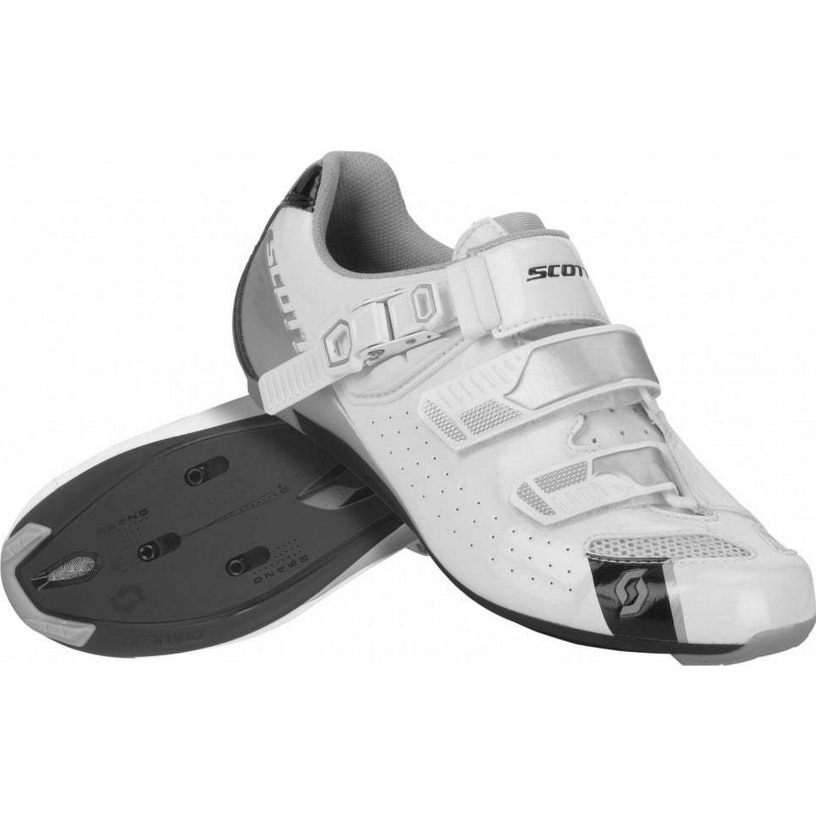 Scott Gloss Ladies Road Pro Clipless Cycling Shoes (2018) Colour: Gloss Scott Whit 91ef9c