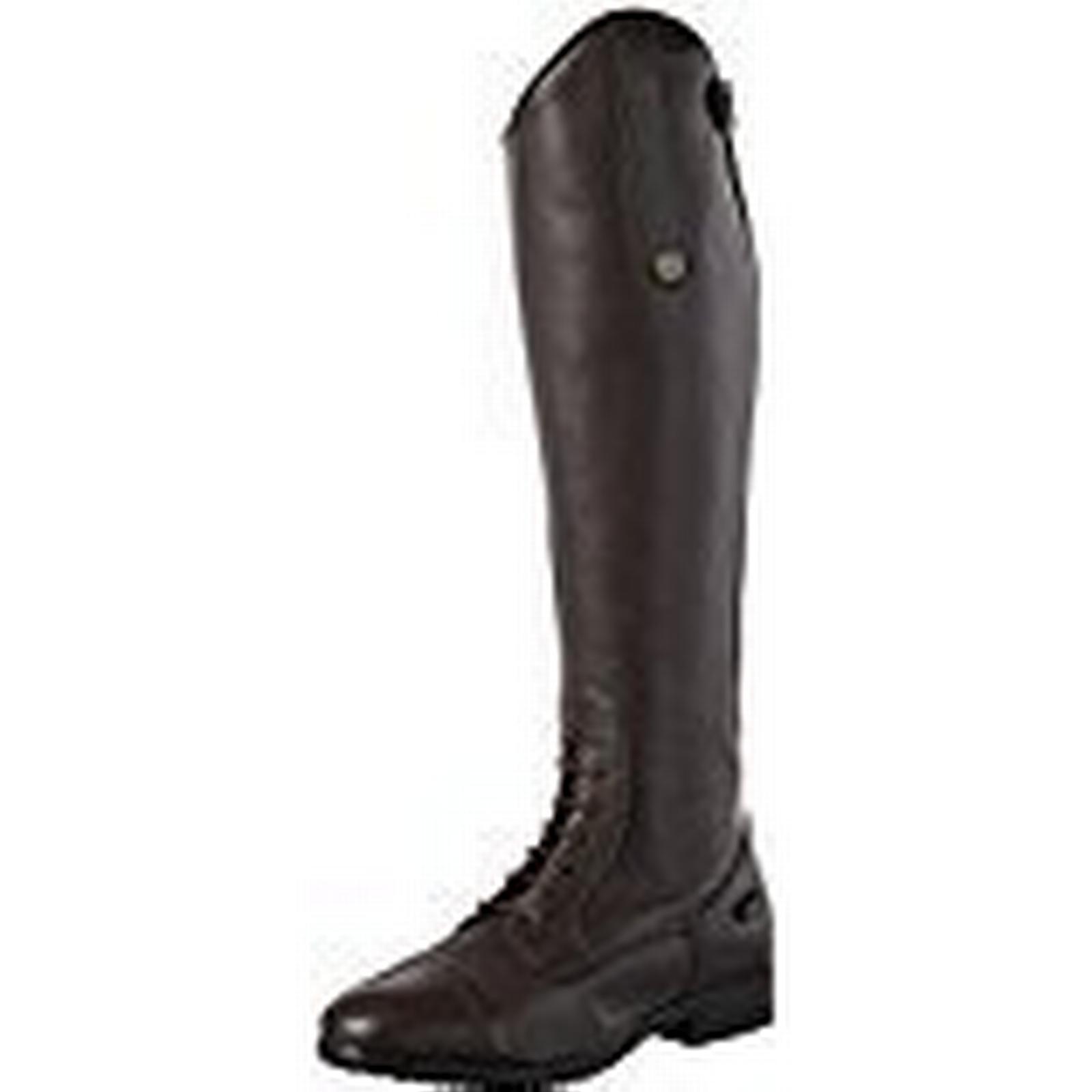 hkm norme longueur / largeur des bottes hommes, d'équitation de valence, les hommes, bottes reitstiefel - valence -, standardlesn / - weite, Marron ,  ue 1b7c4d